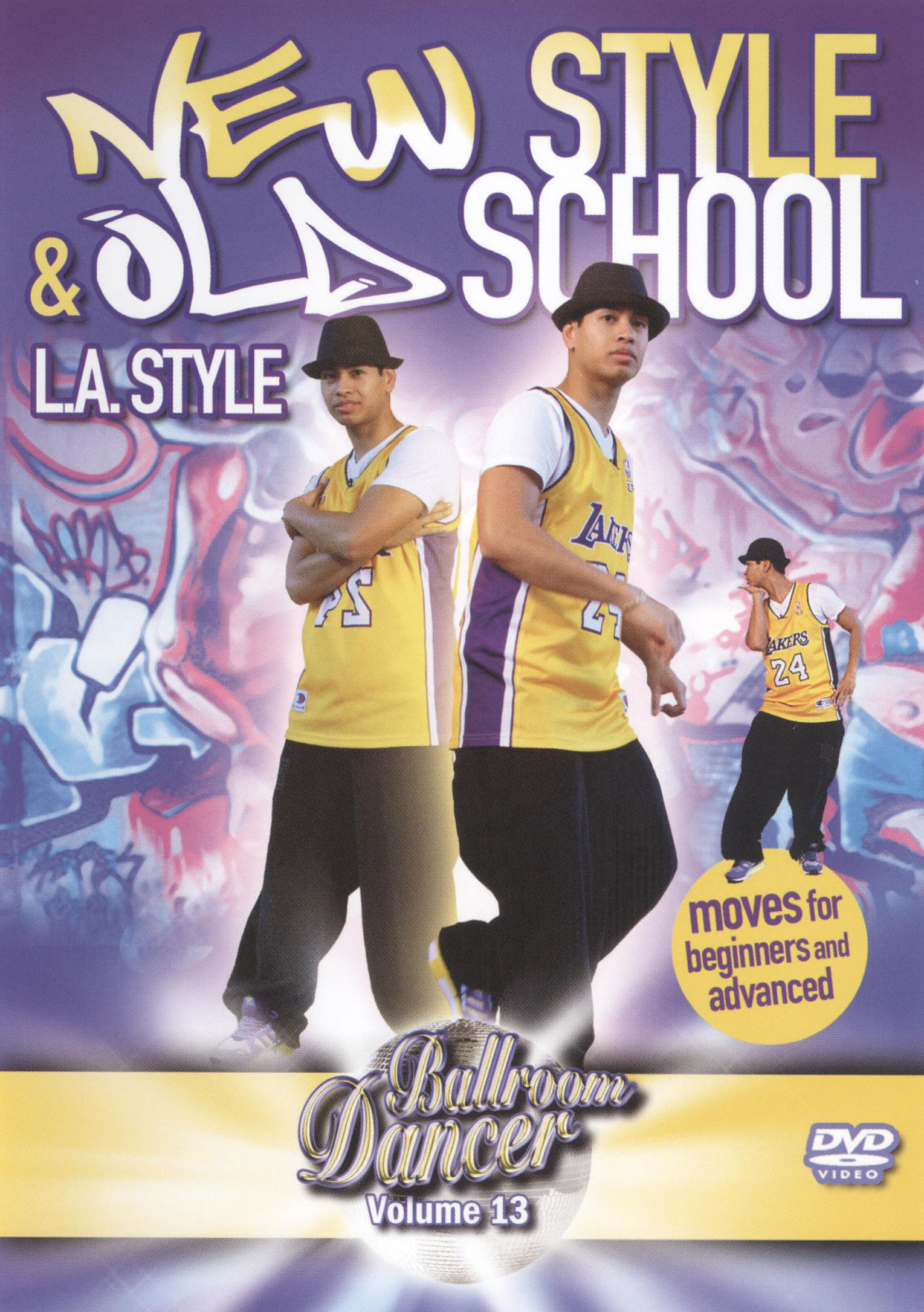 Ballroom Dancer, Vol. 13: New Style & Old School - L.A. Style
