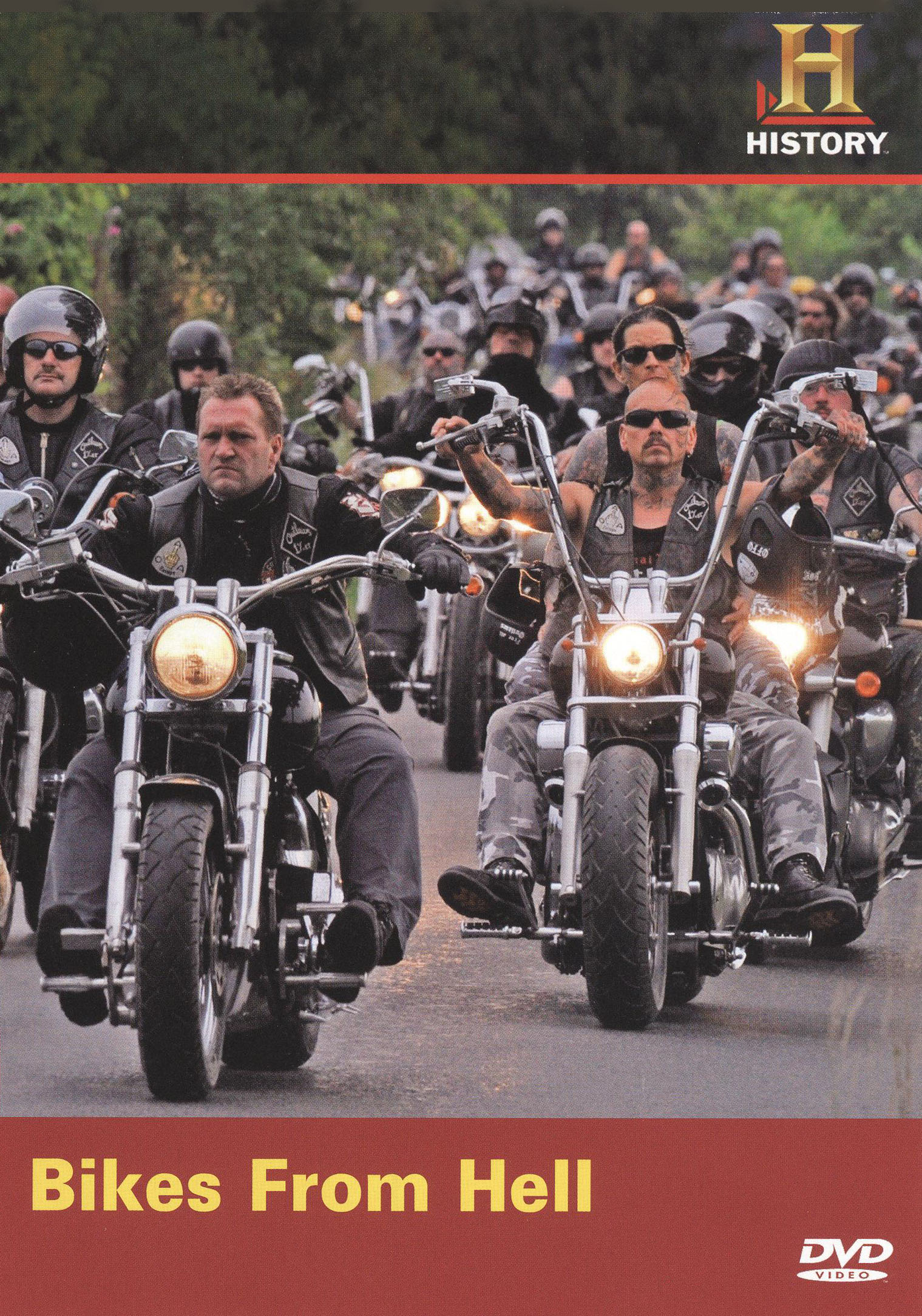 AutoManiac: Bikes from Hell