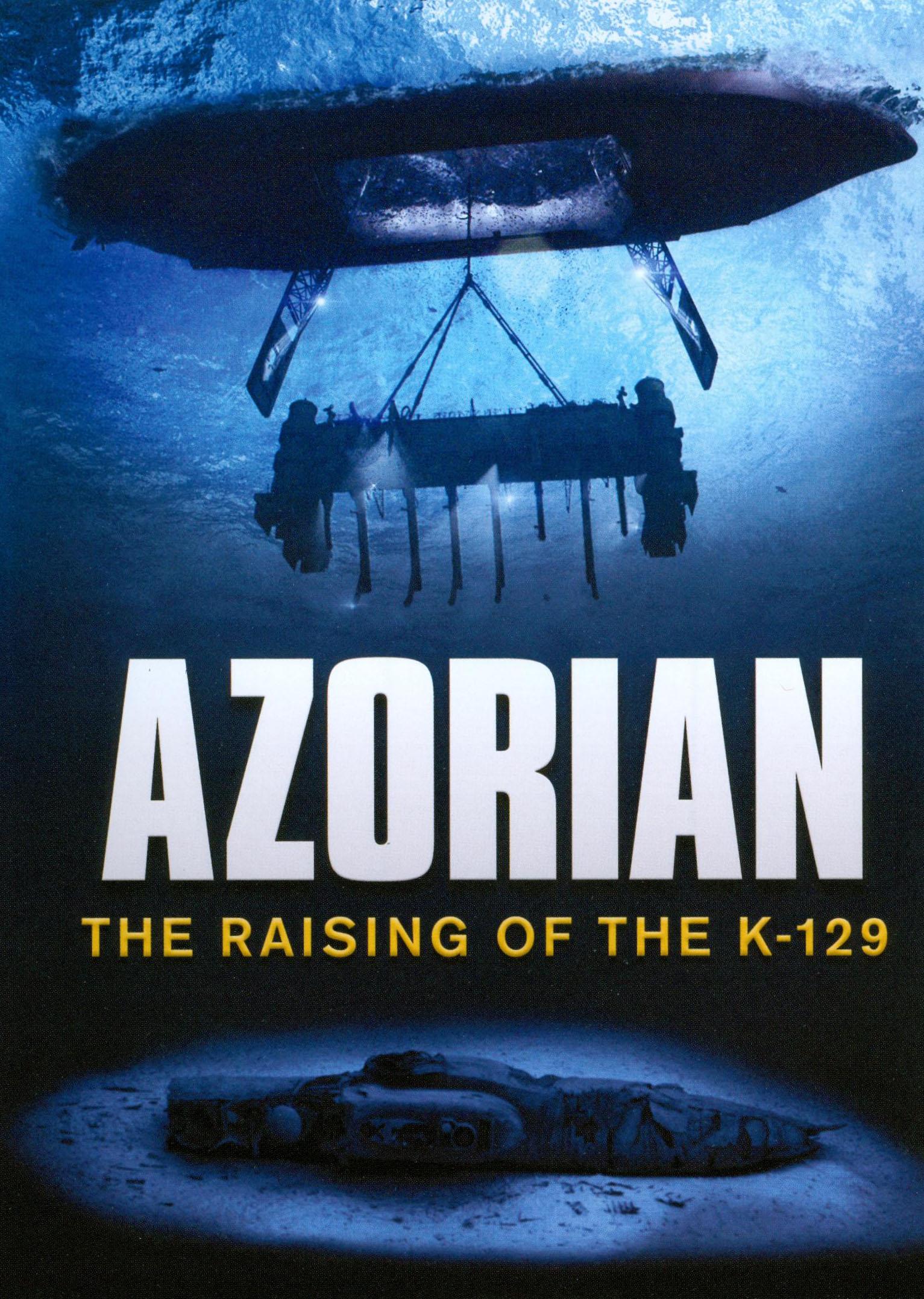 Azorian: The Raising of the K