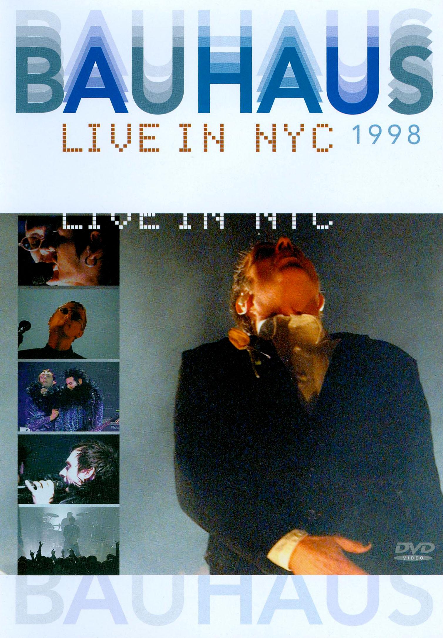 Bauhaus: Live in NYC 1998