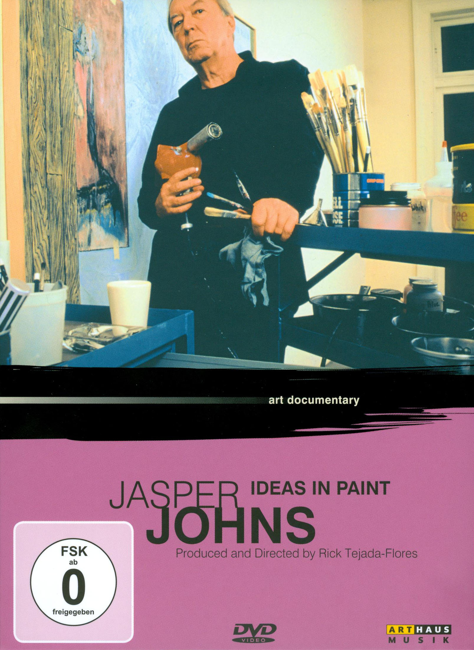 Jasper Johns: Ideas in Paint