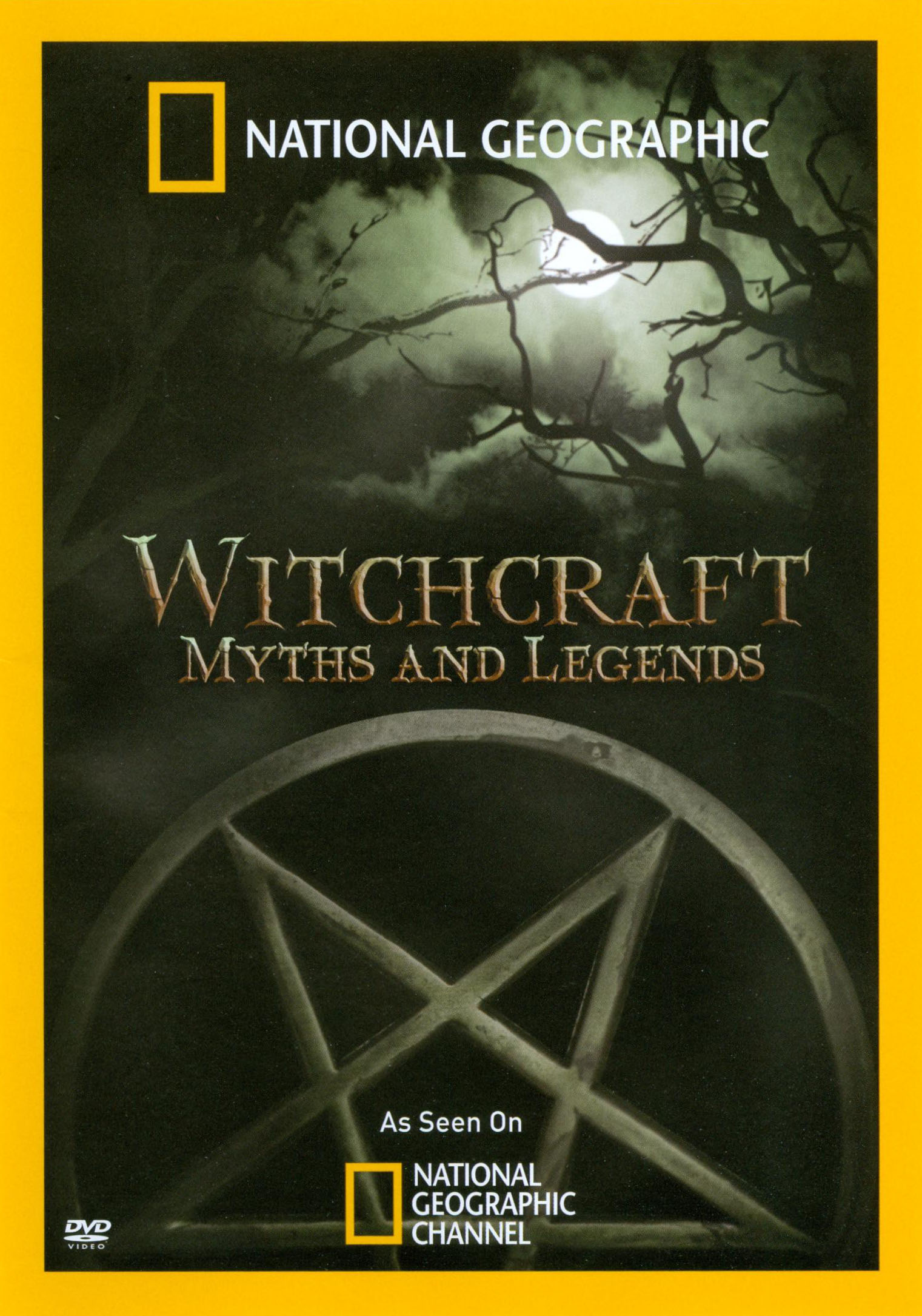 National Geographic: Witchcraft