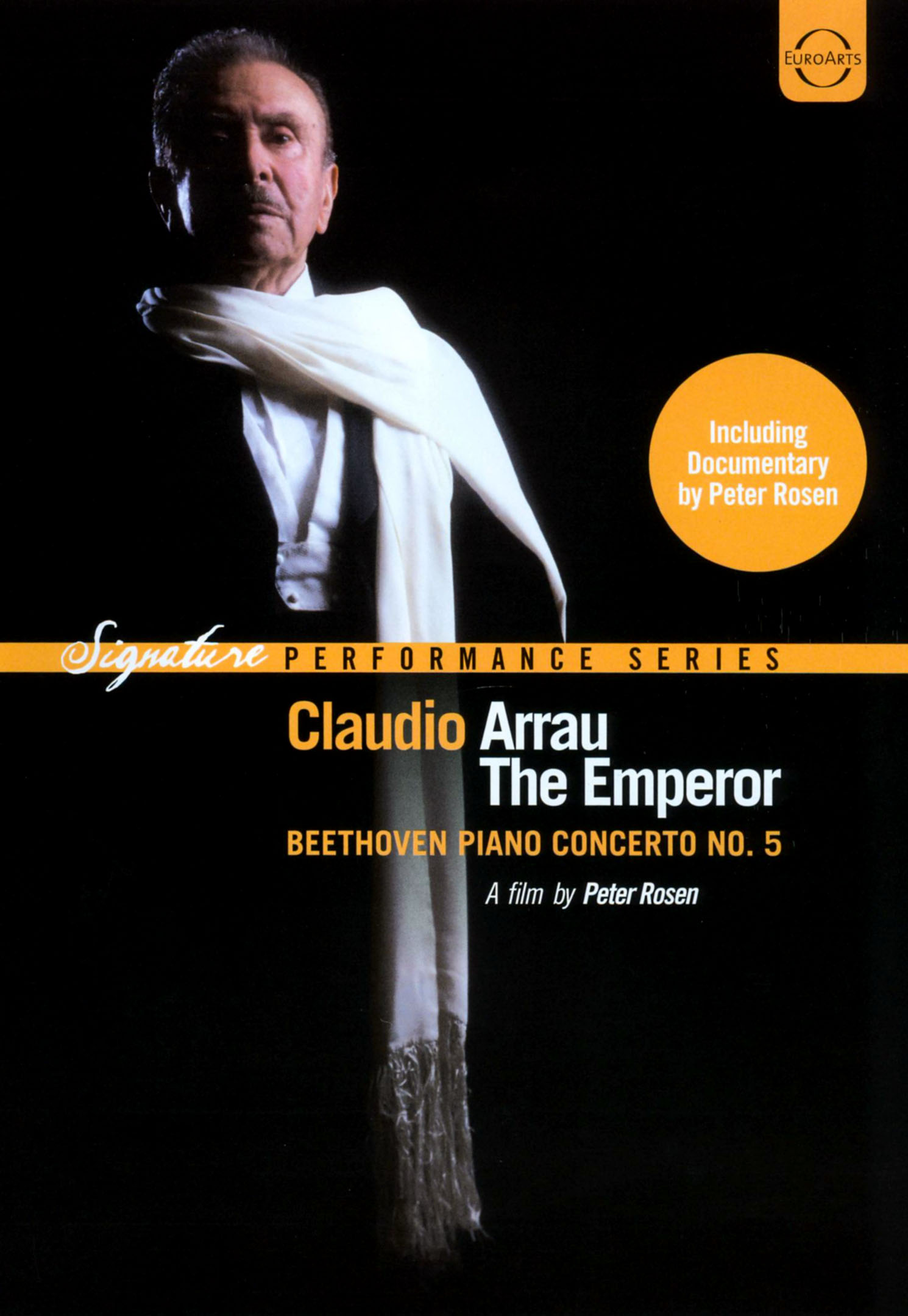Claudio Arrau: The Emperor