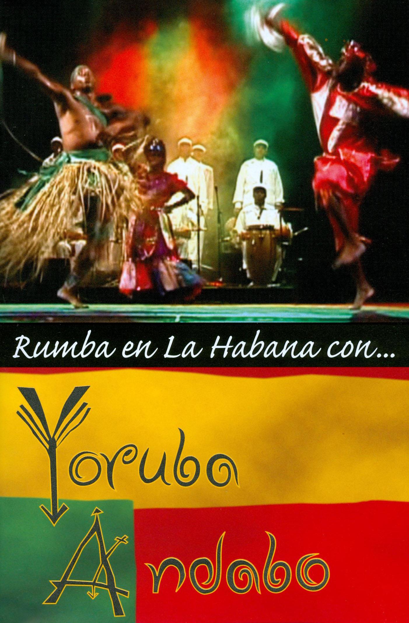 Yoruba Andabo: Rumba en la Habana Con...