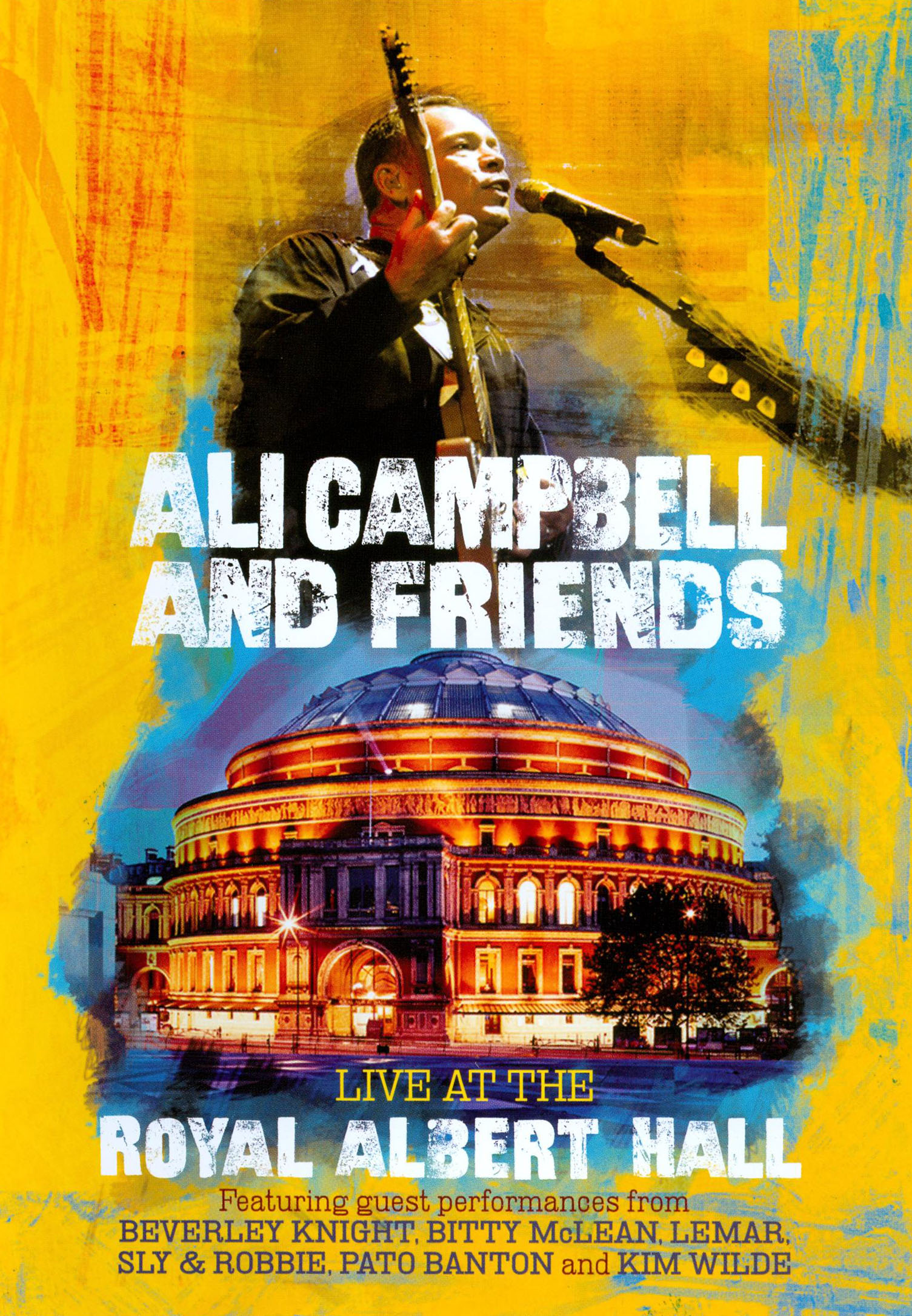 Ali Campbell and Friends: Live at the Royal Albert Hall