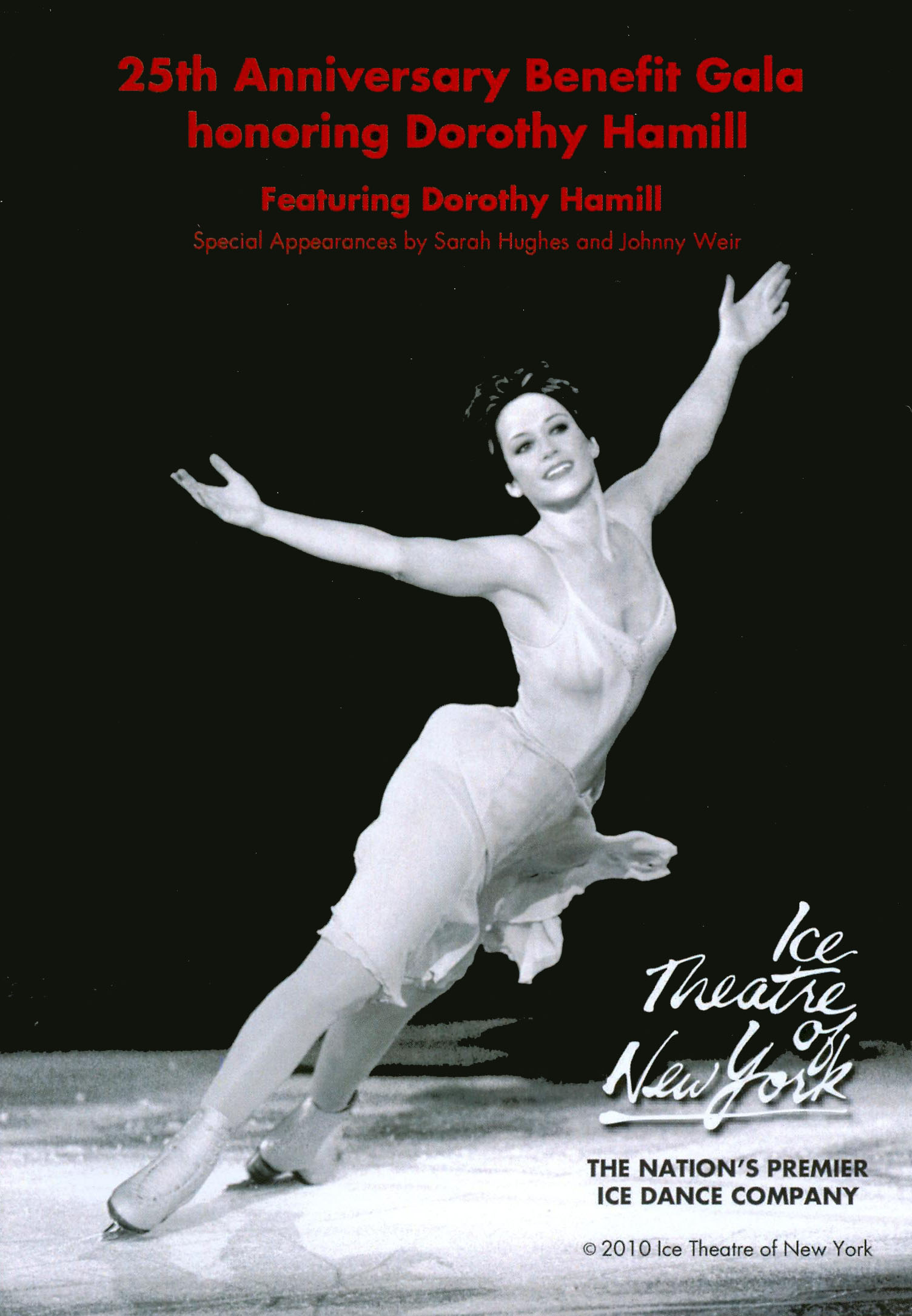 Ice Theatre of New York: 25th Benefit Gala Honoring Dorothy Hamill