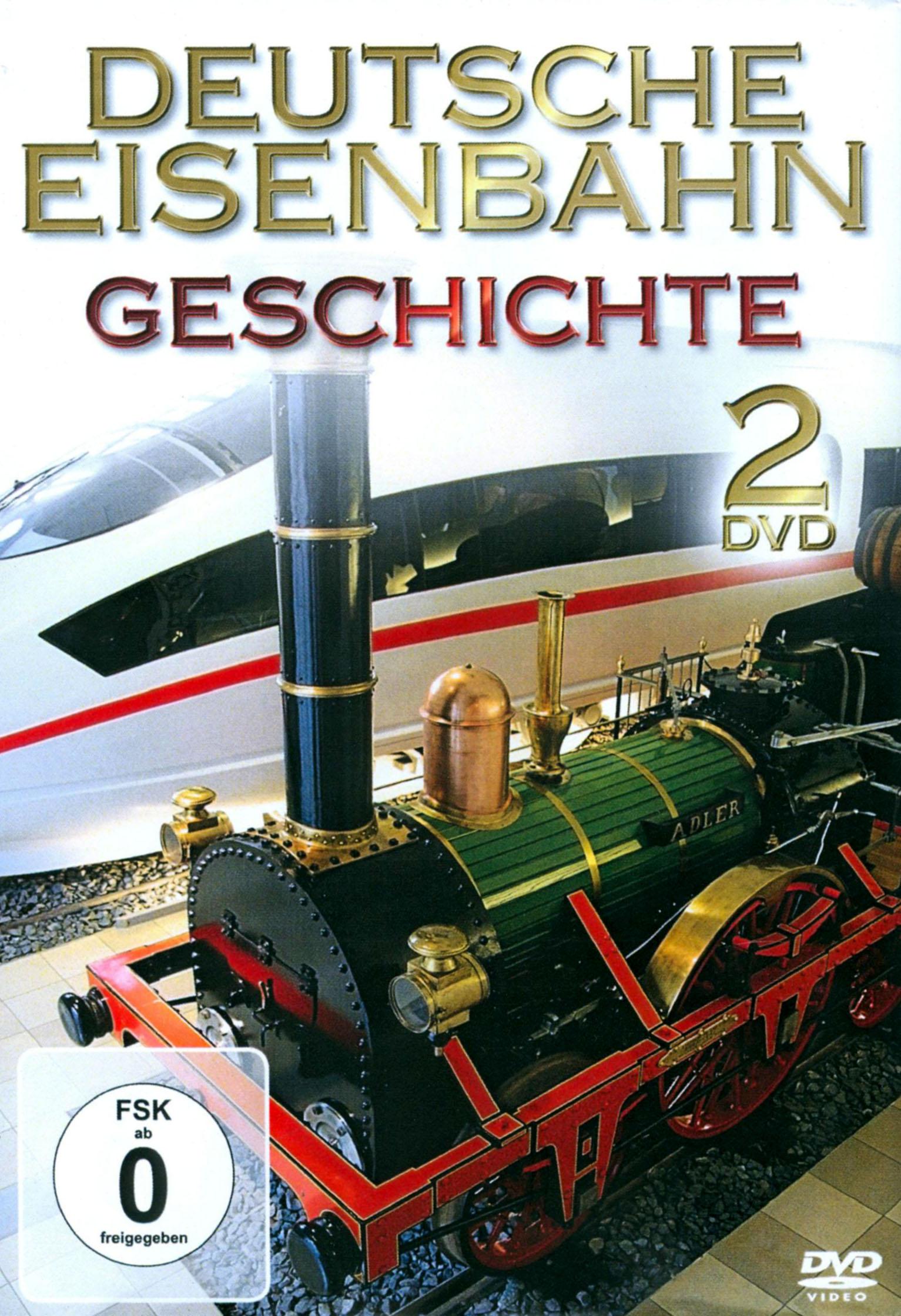 Deutsche Eisenbahn: Geschichte