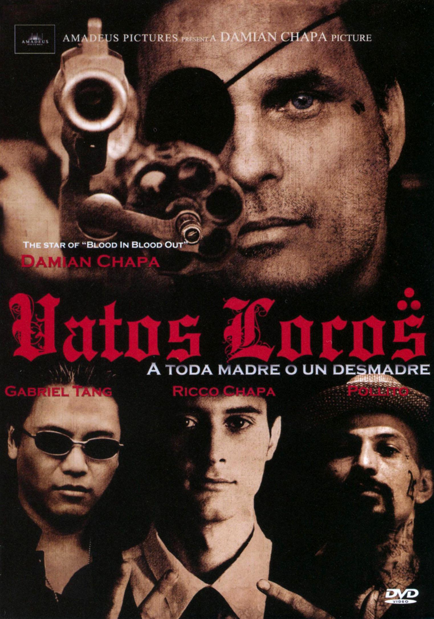 Vatos Locos (2011) - Damian Chapa | Cast and Crew | AllMovie