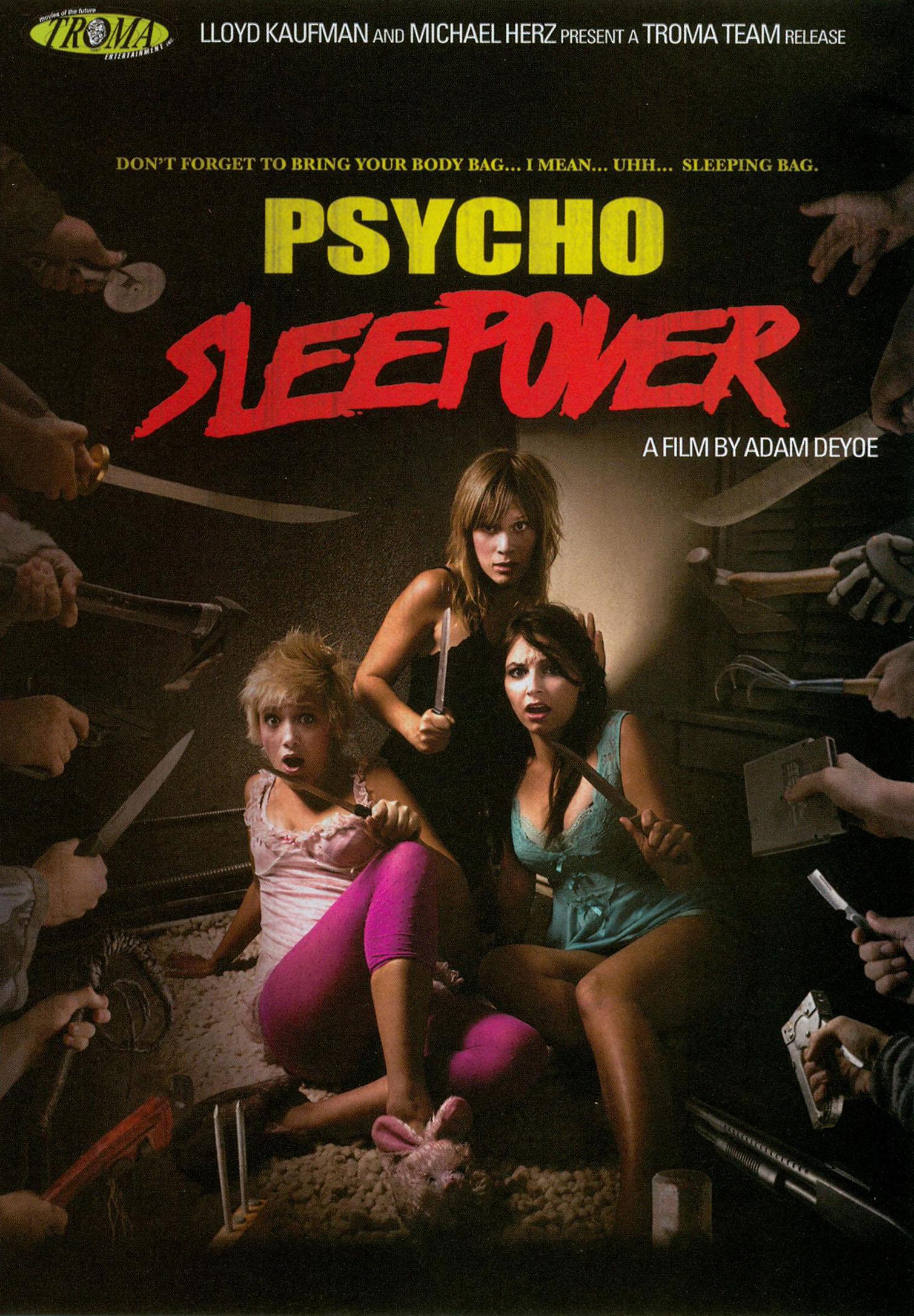 Psycho Sleepover