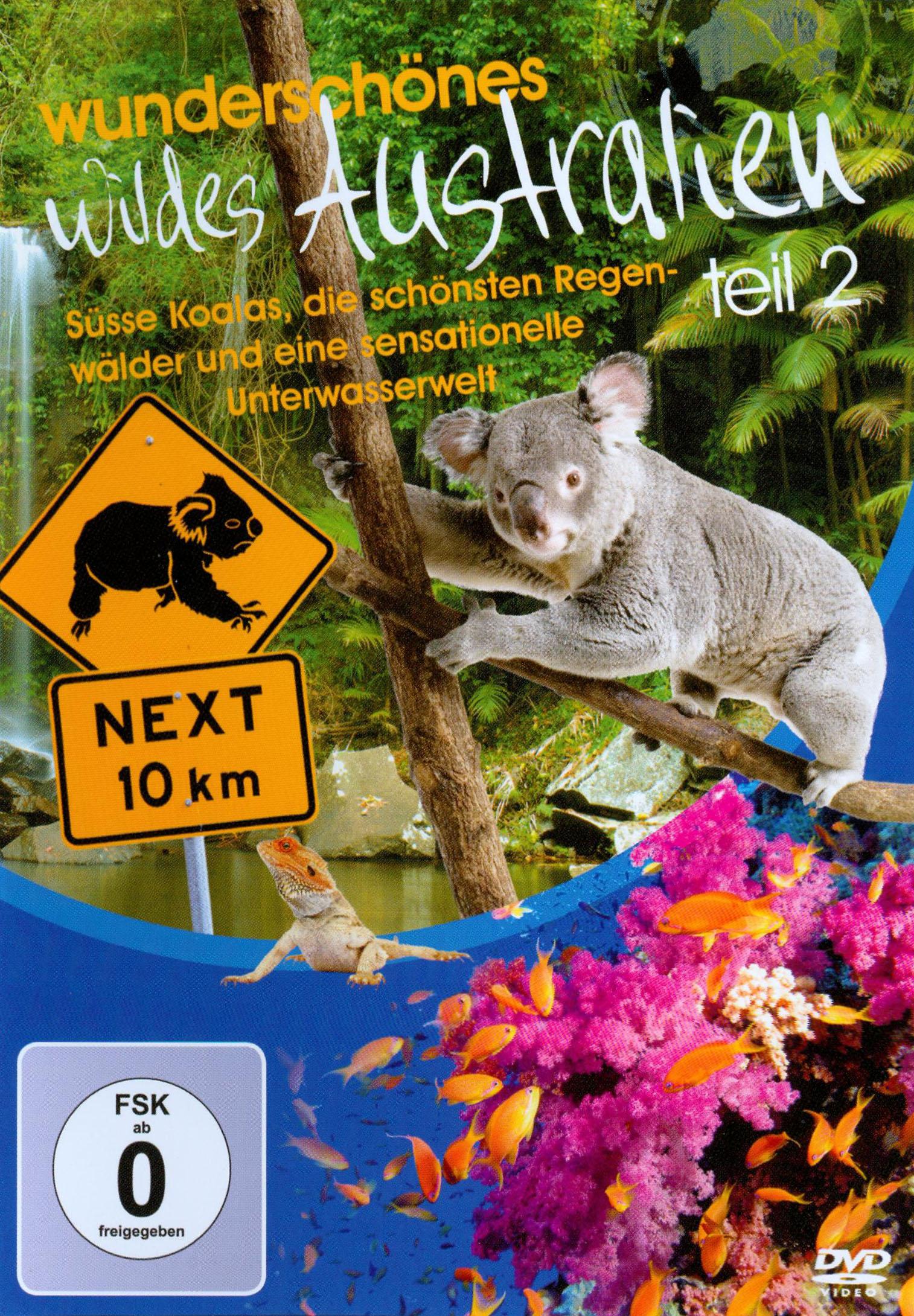 Wildes Australien, Teil 2
