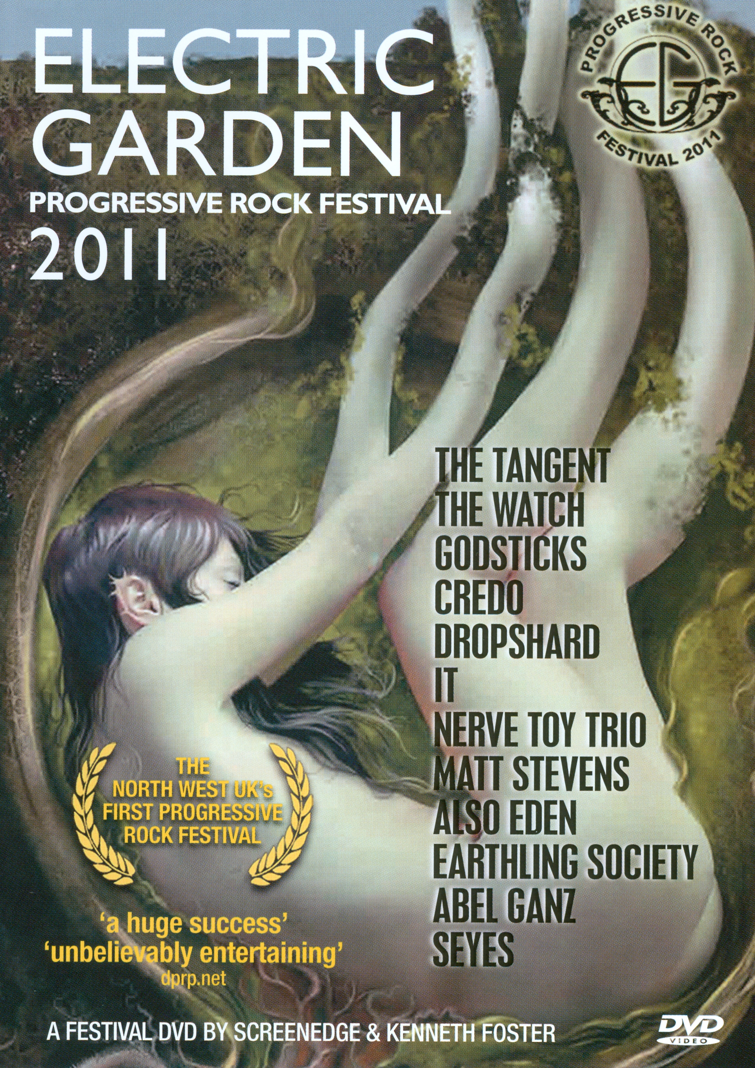 Electric Garden 2011: Live at the Progressive Rock Festival