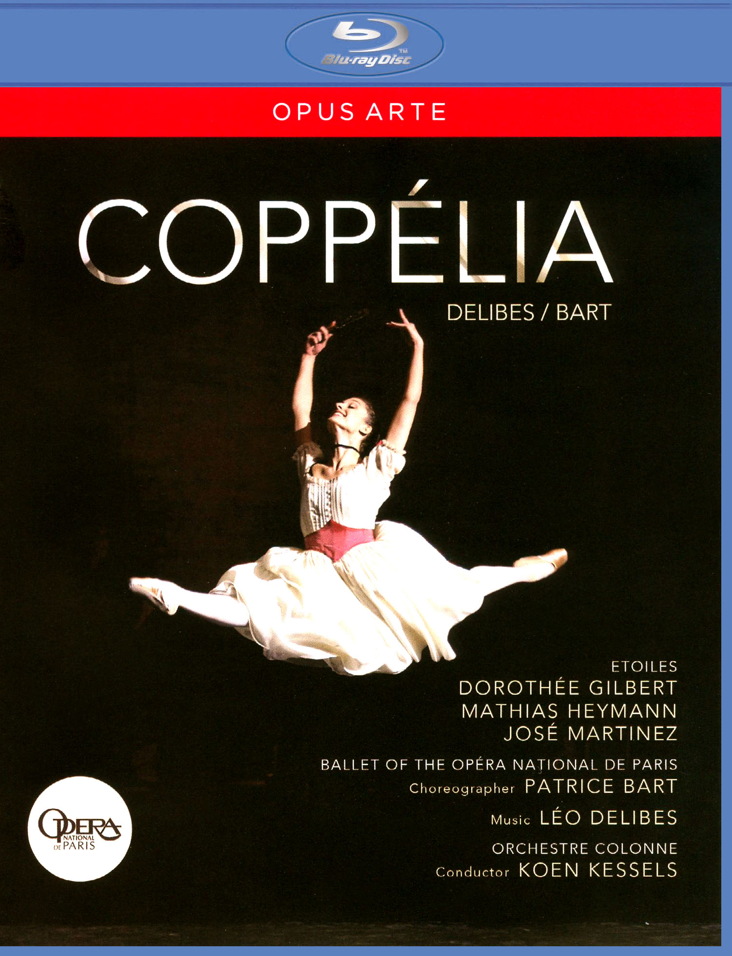 Coppelia (Ballet of the Opera National de Paris)