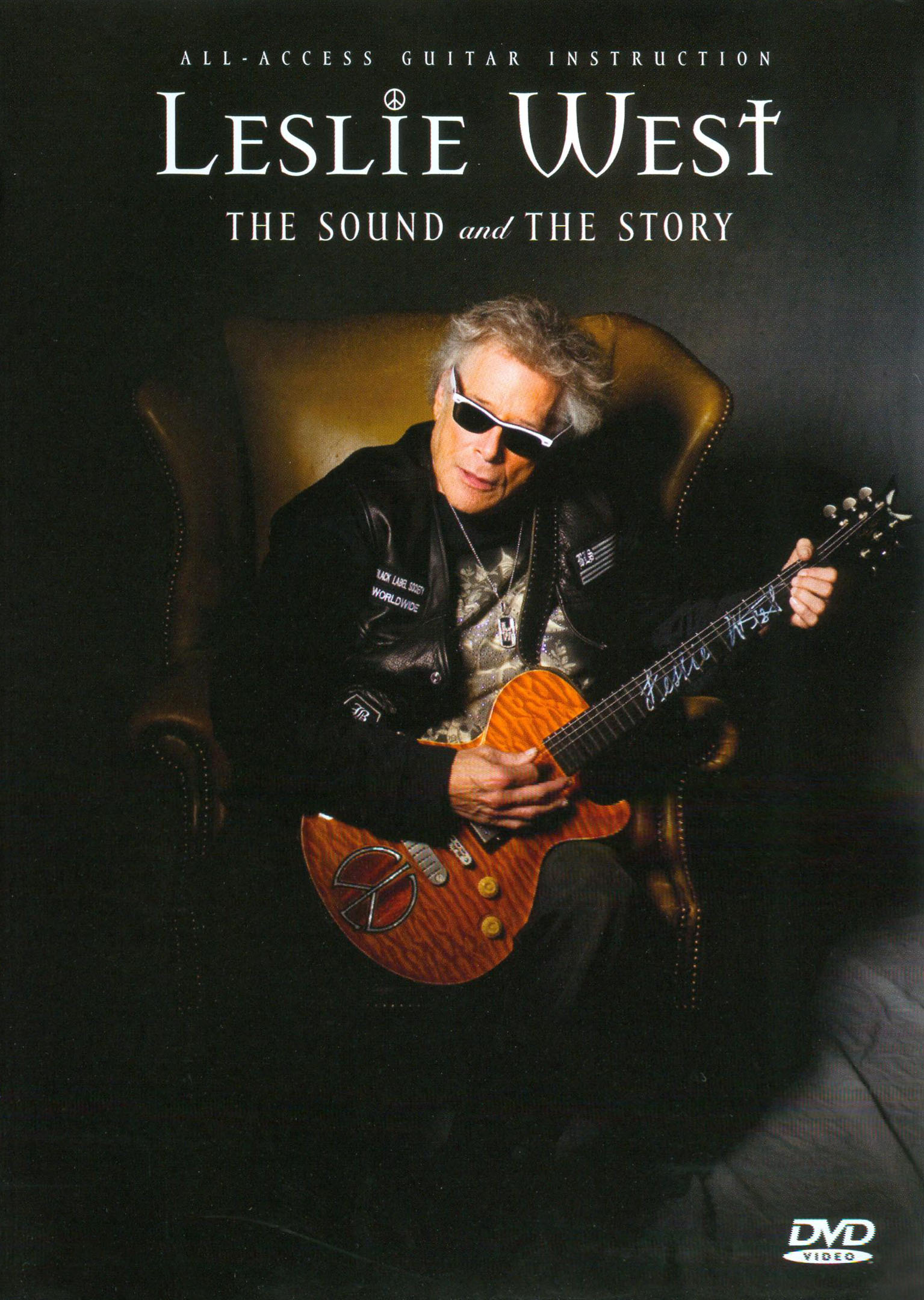Leslie West: The Sound and the Story