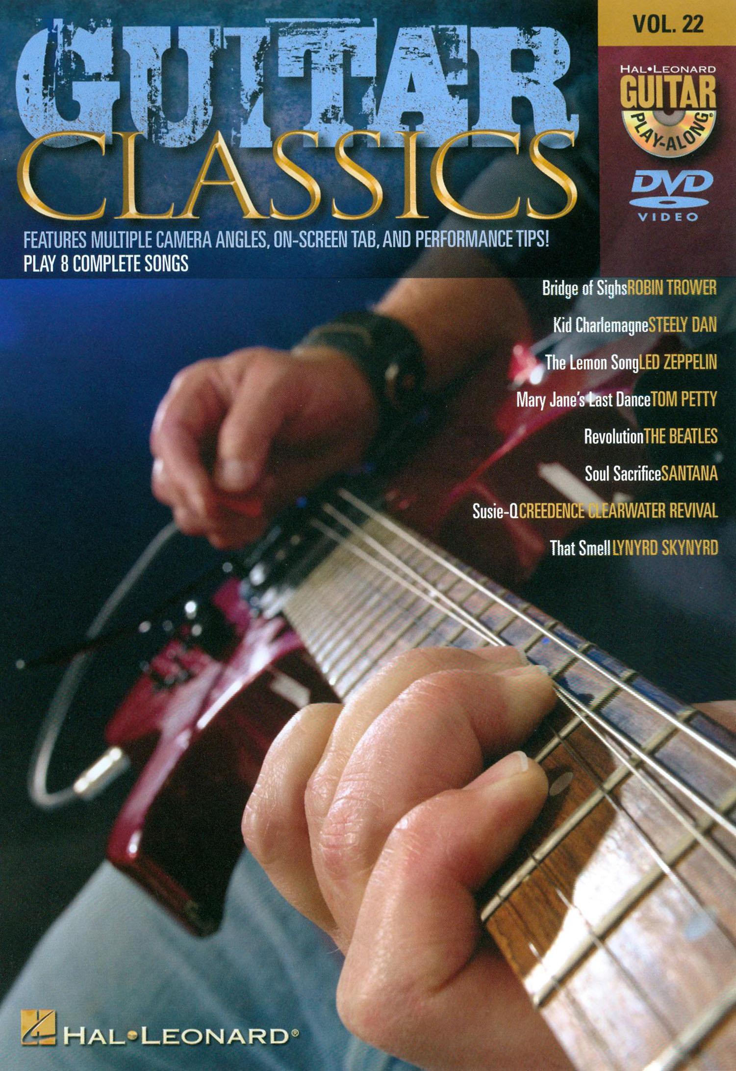 Guitar Play-Along, Vol. 22: Guitar Classics