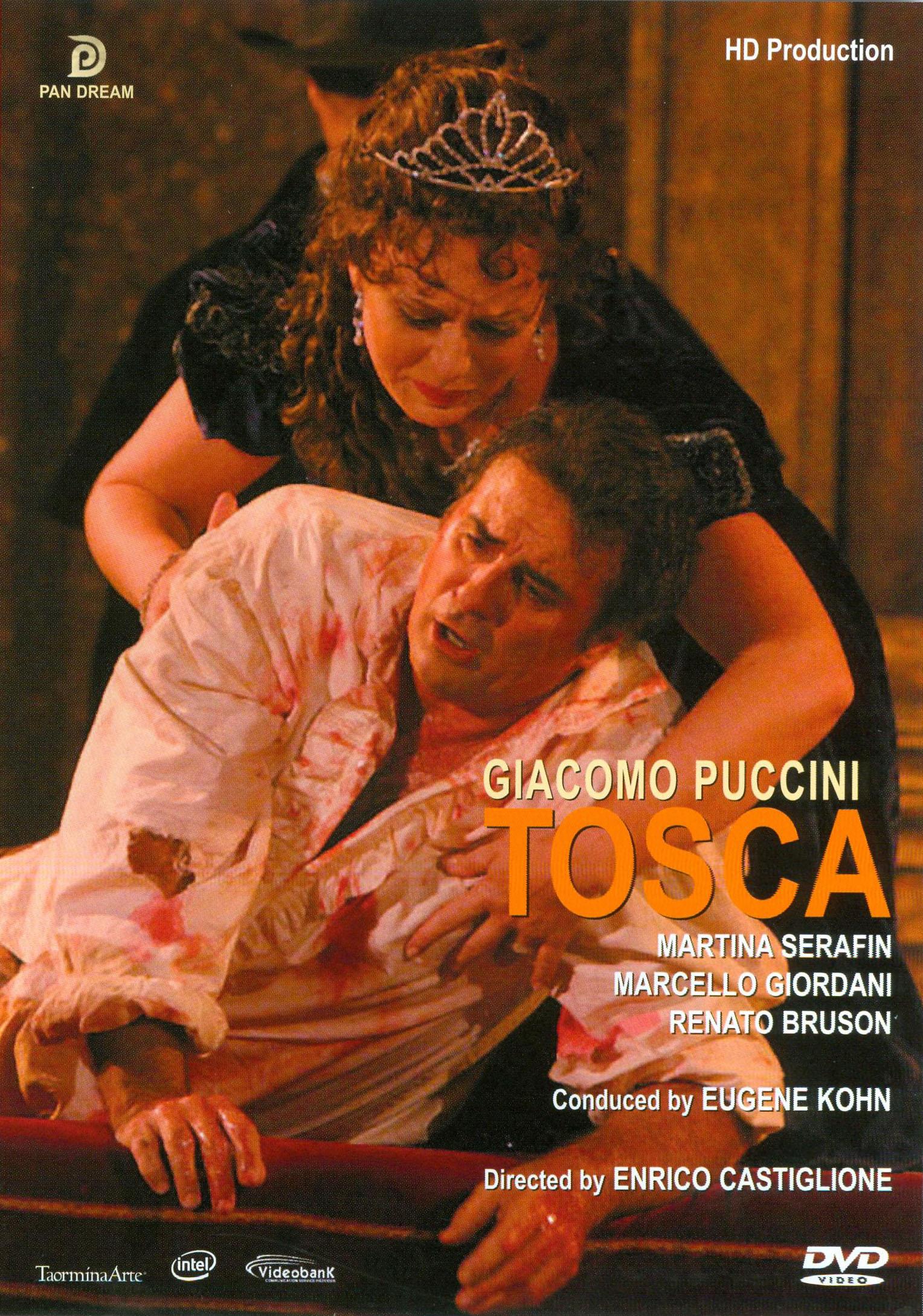Tosca (Greek Theatre of Taormina)