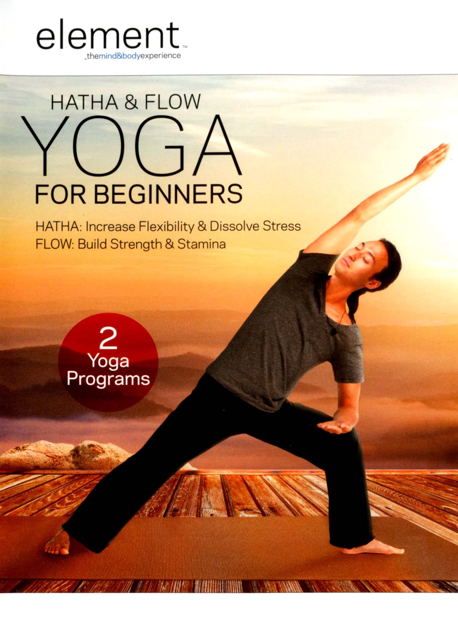 Element: Hatha & Flow Yoga for Beginners