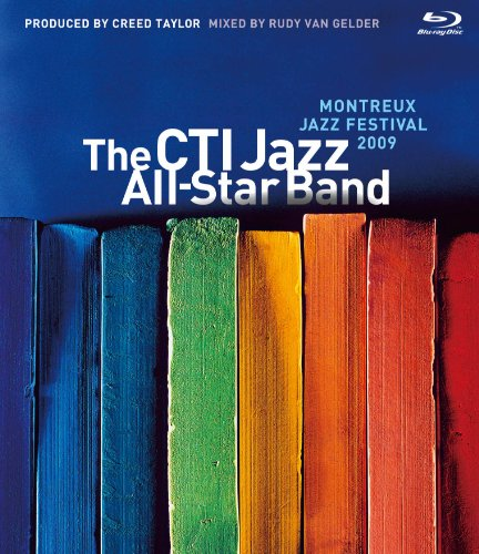 The CTI Jazz All-Star Band: Montreux Jazz Festival 2009