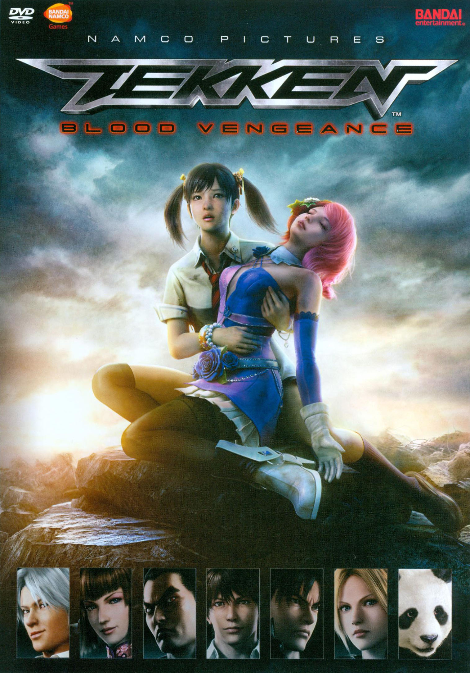 Tekken Blood Vengeance Full Movie Free Download In Hindi Mp4 Movies