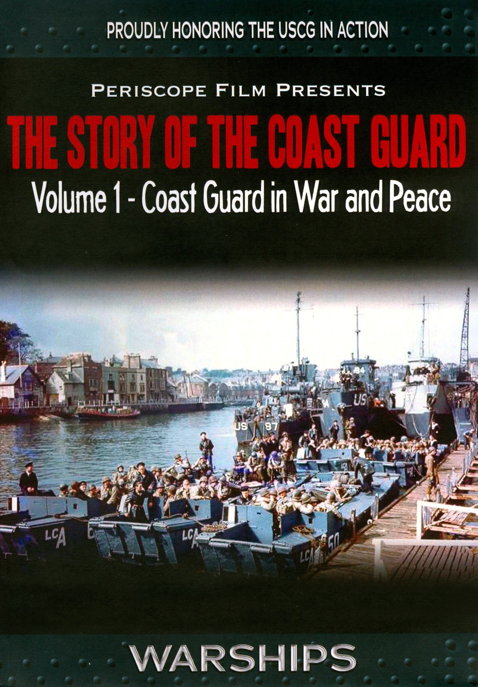Story of the Coast Guard: 1935-1960, Vol. 1