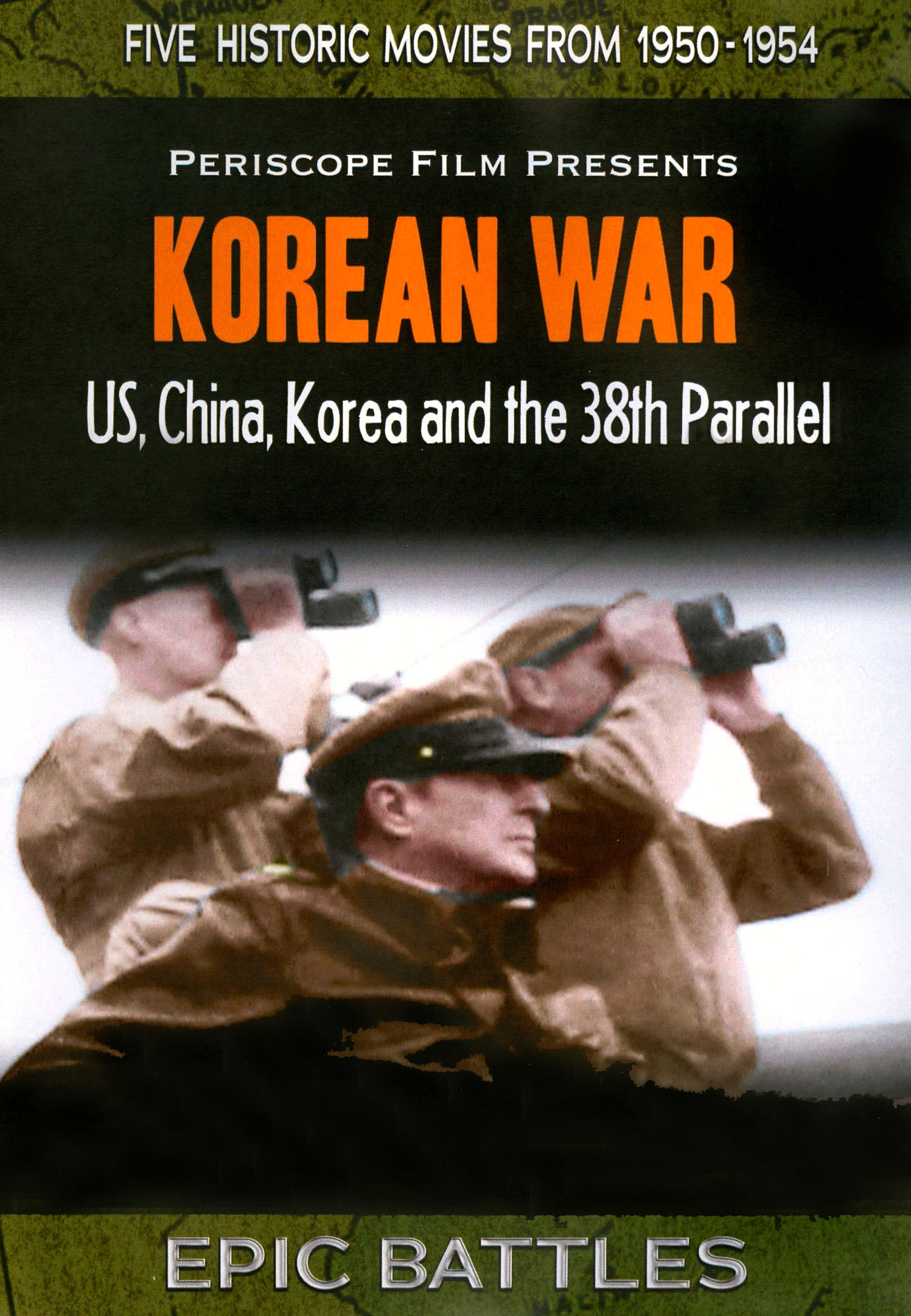 Korean War: US, China, Korea and the 38th Parallel