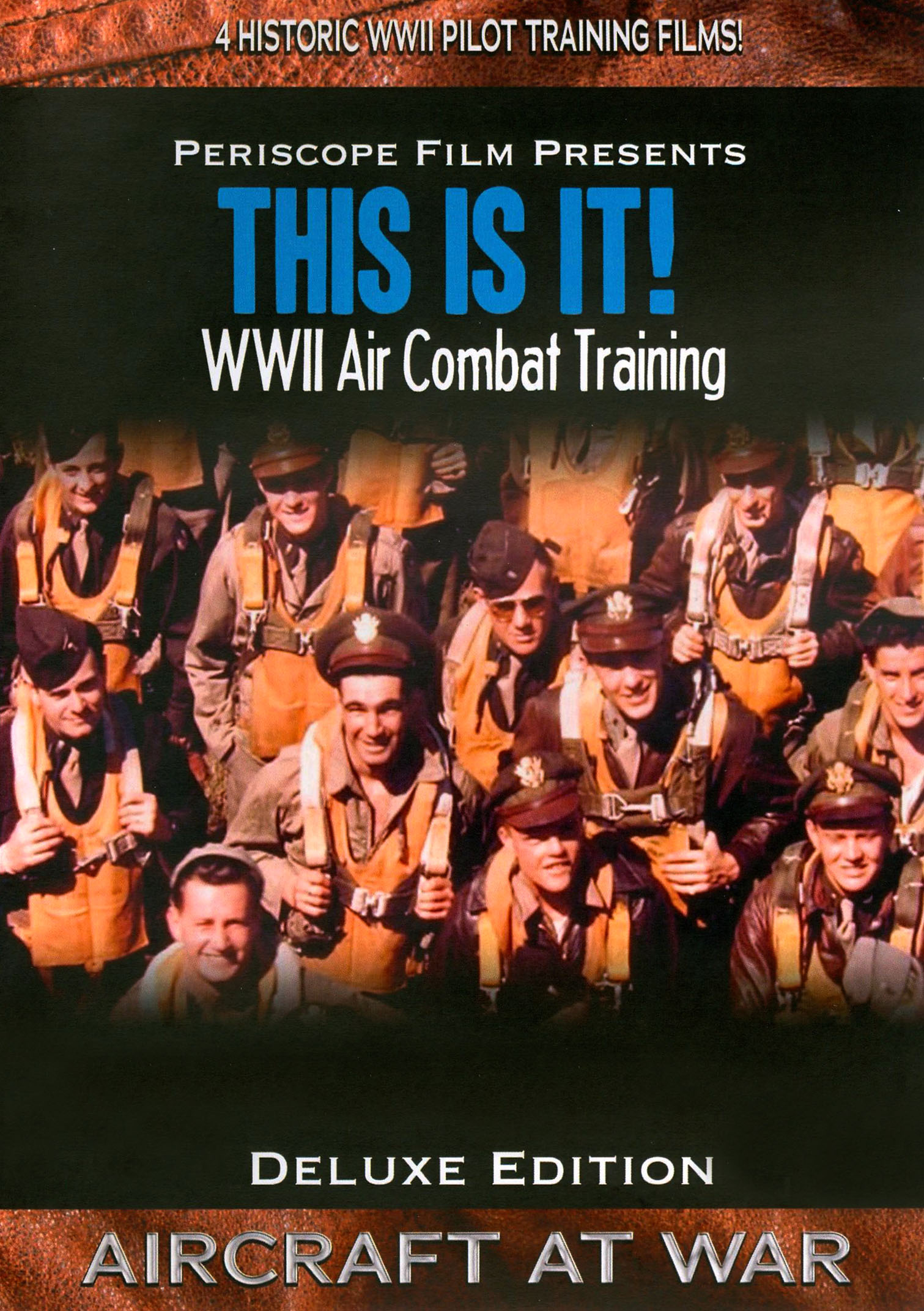 This Is It!: WWII Air Combat Training
