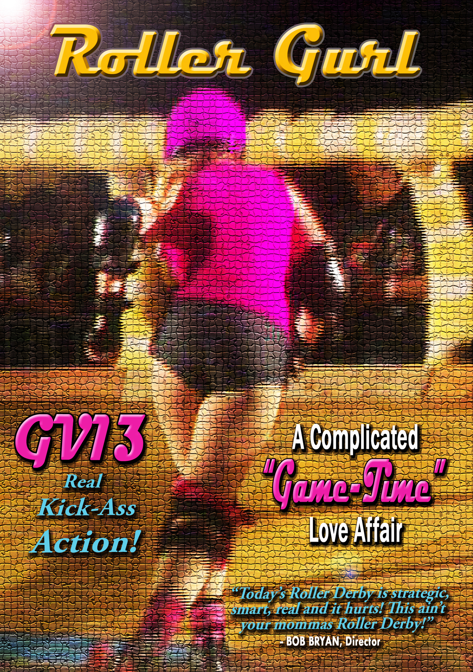 GV13: Roller Gurl - A Complicated