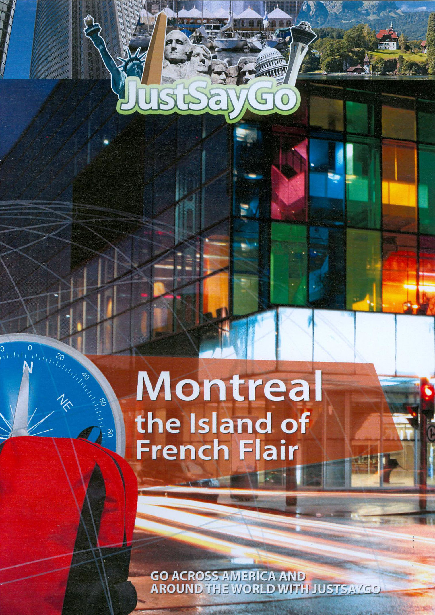 Montreal: The Island of French Flair