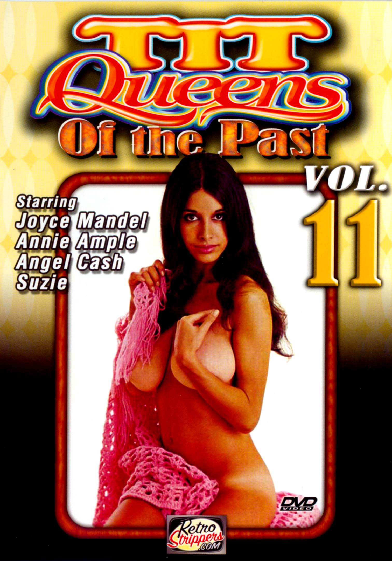 Tit Queens of the Past, Vol. 11