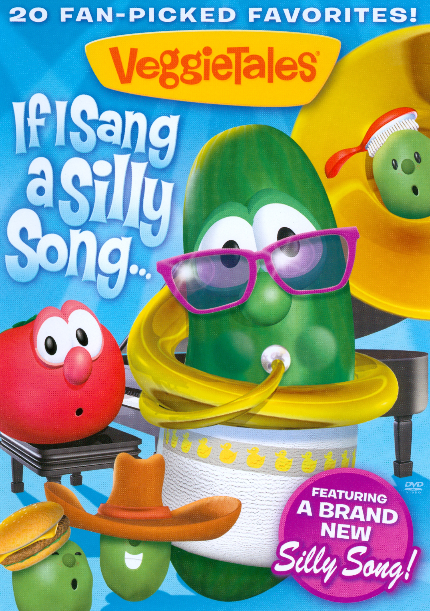 Veggie Tales: If I Sang a Silly Song