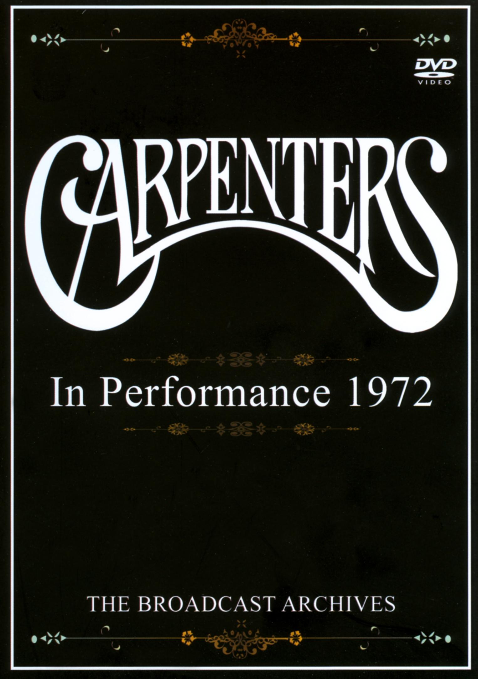 Carpenters: In Performance 1972