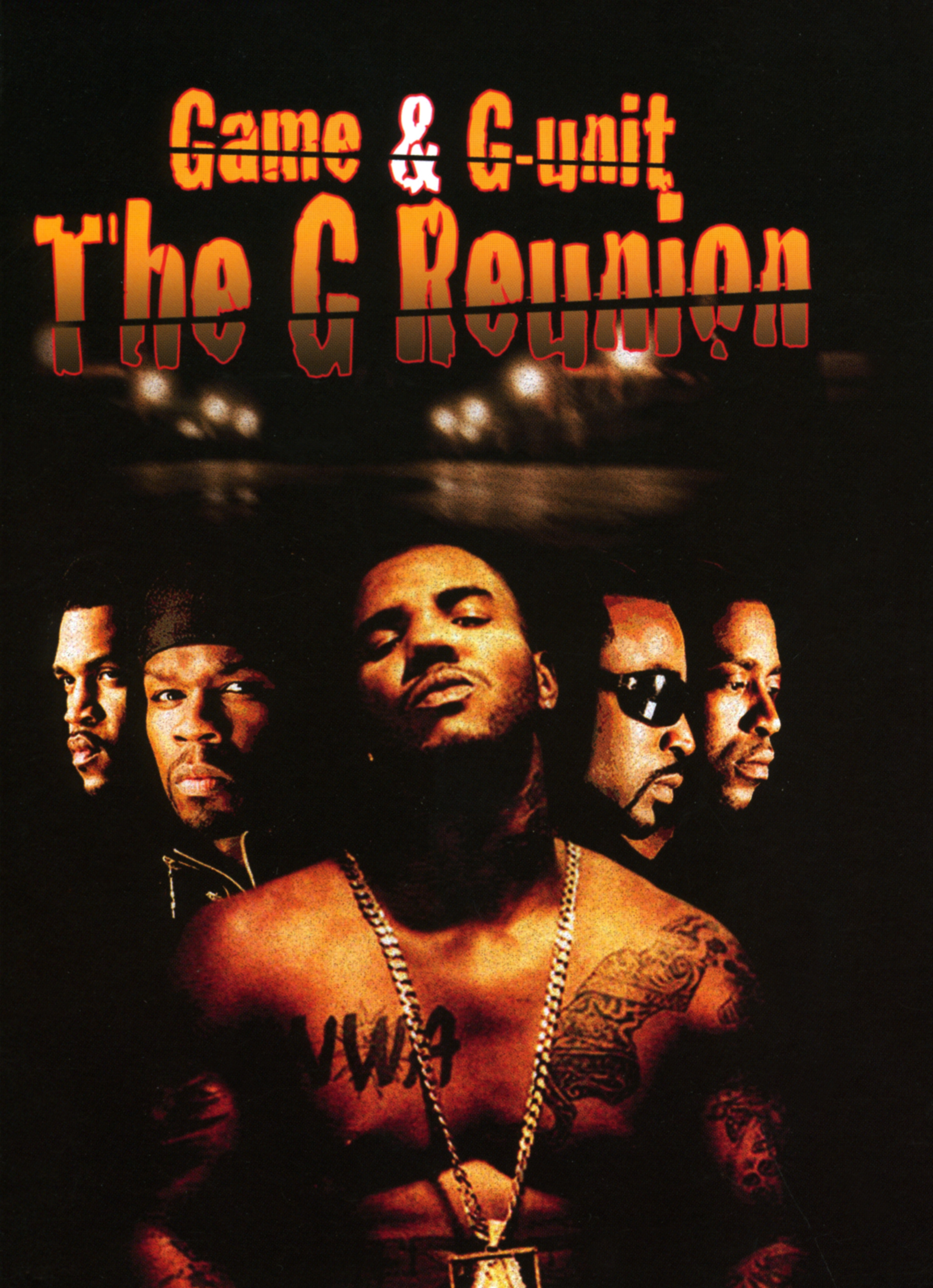 G Reunion: Game & G-Unit