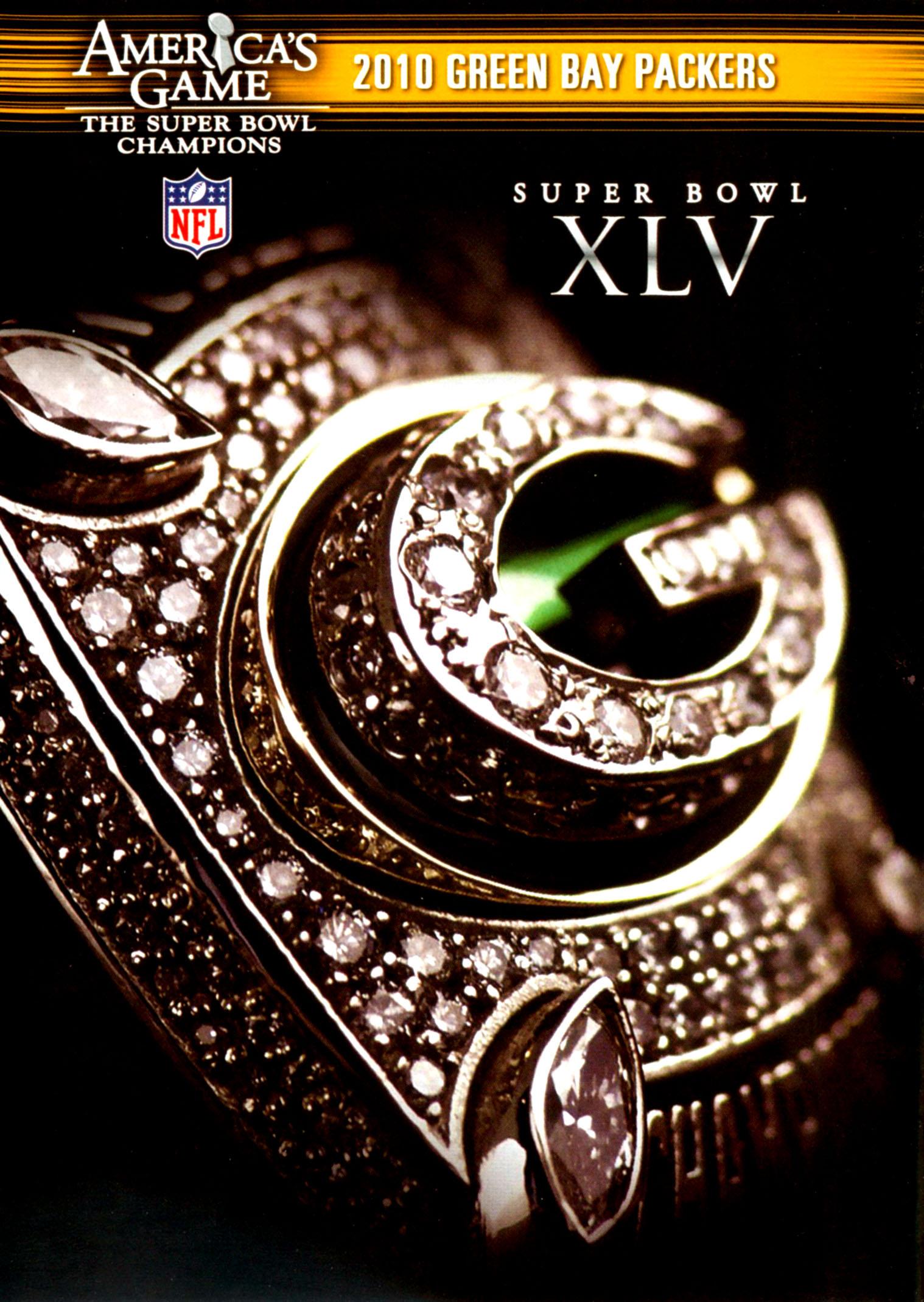 NFL: America's Game - 2010 Green Bay Packers - Super Bowl XLV