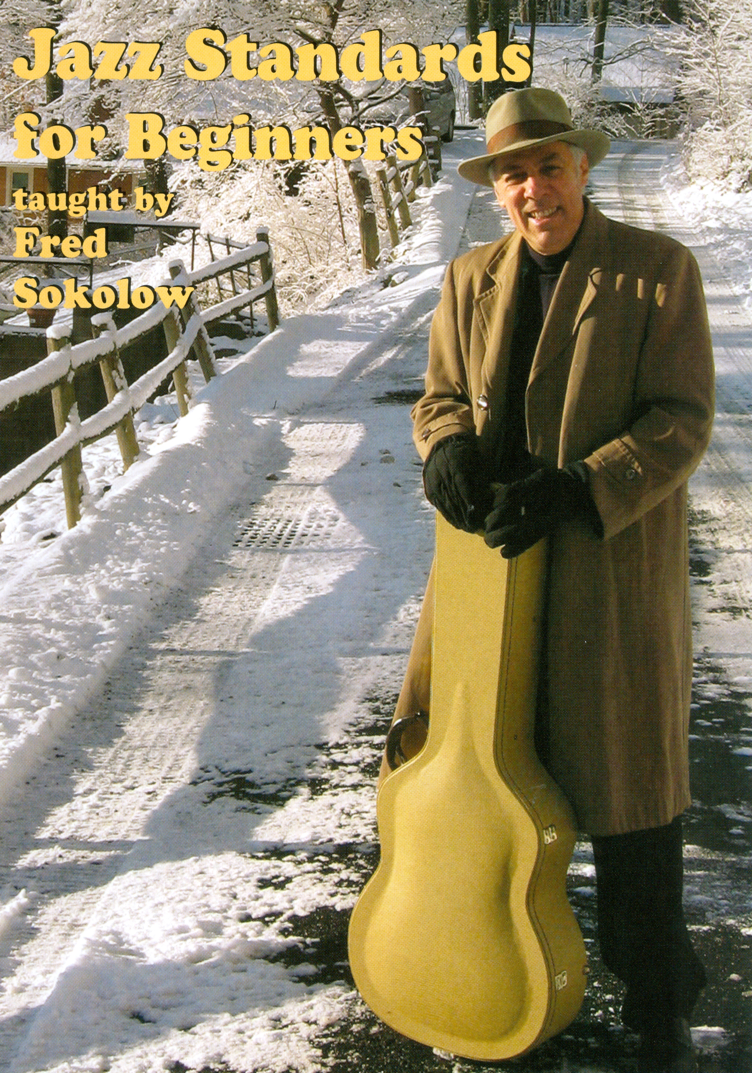 Fred Sokolow: Jazz Standards for Beginners