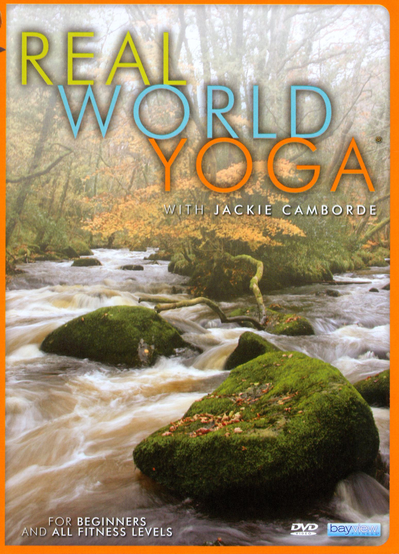 Real World Yoga: Yoga Everybody Can Do