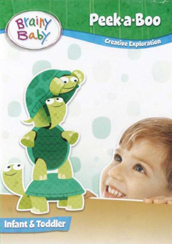 Brainy Baby: Peek-A-Boo