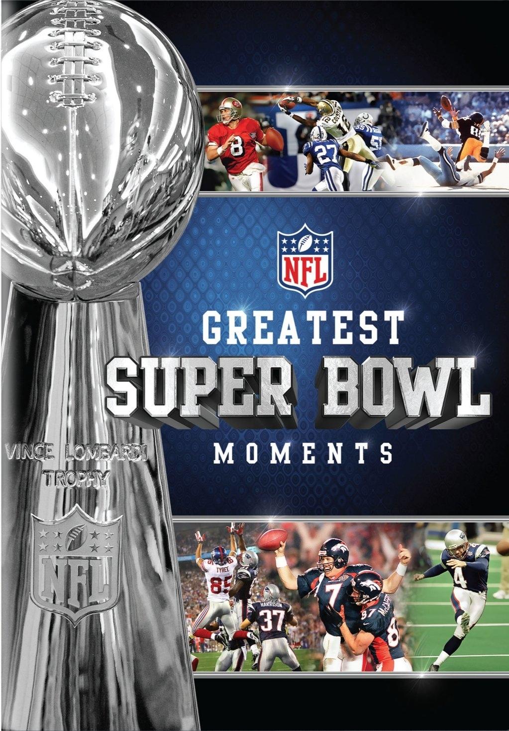 NFL: Greatest Super Bowl Moments I-XLV