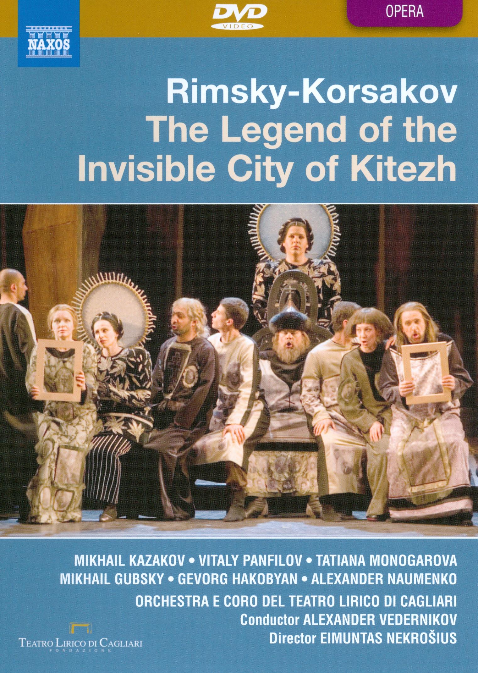 The Legend of the Invisible City of Kitezh (Teatro Lirico di Cagliari)
