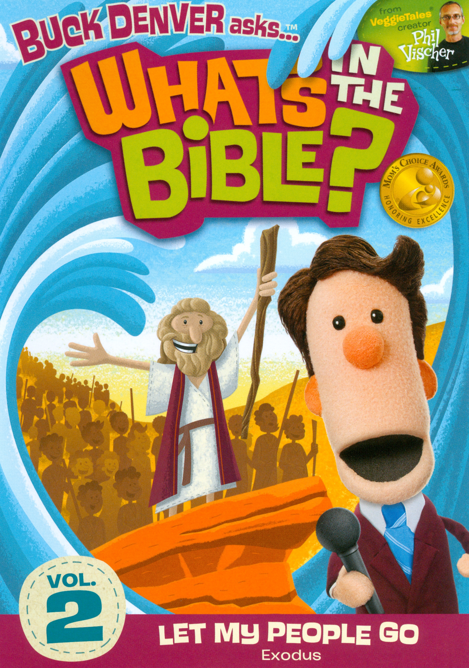 What's in the Bible?, Vol. 2: Let My People Go!