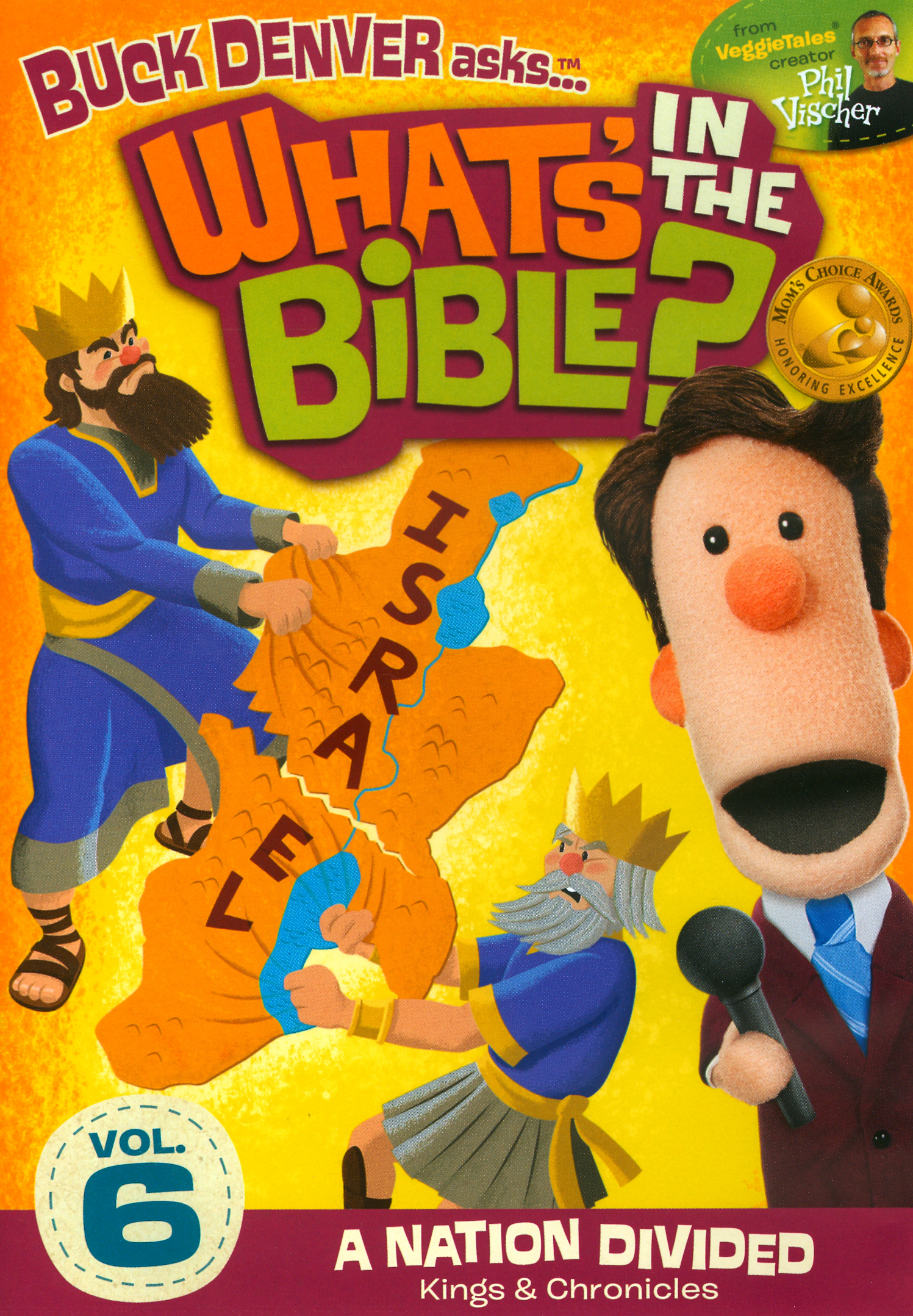 What's in the Bible?, Vol. 6: A Nation Divided