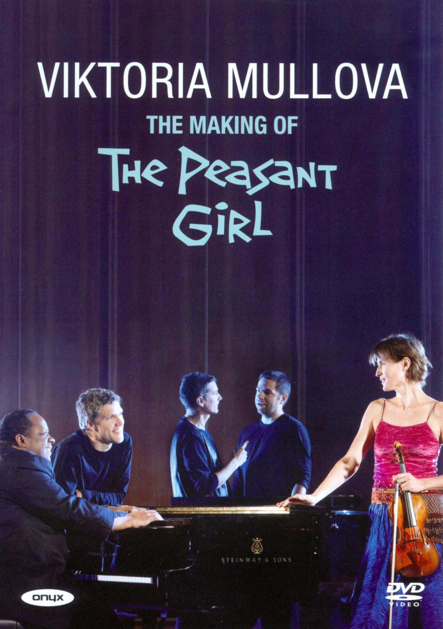 Viktoria Mullova: The Making of the Peasant Girl