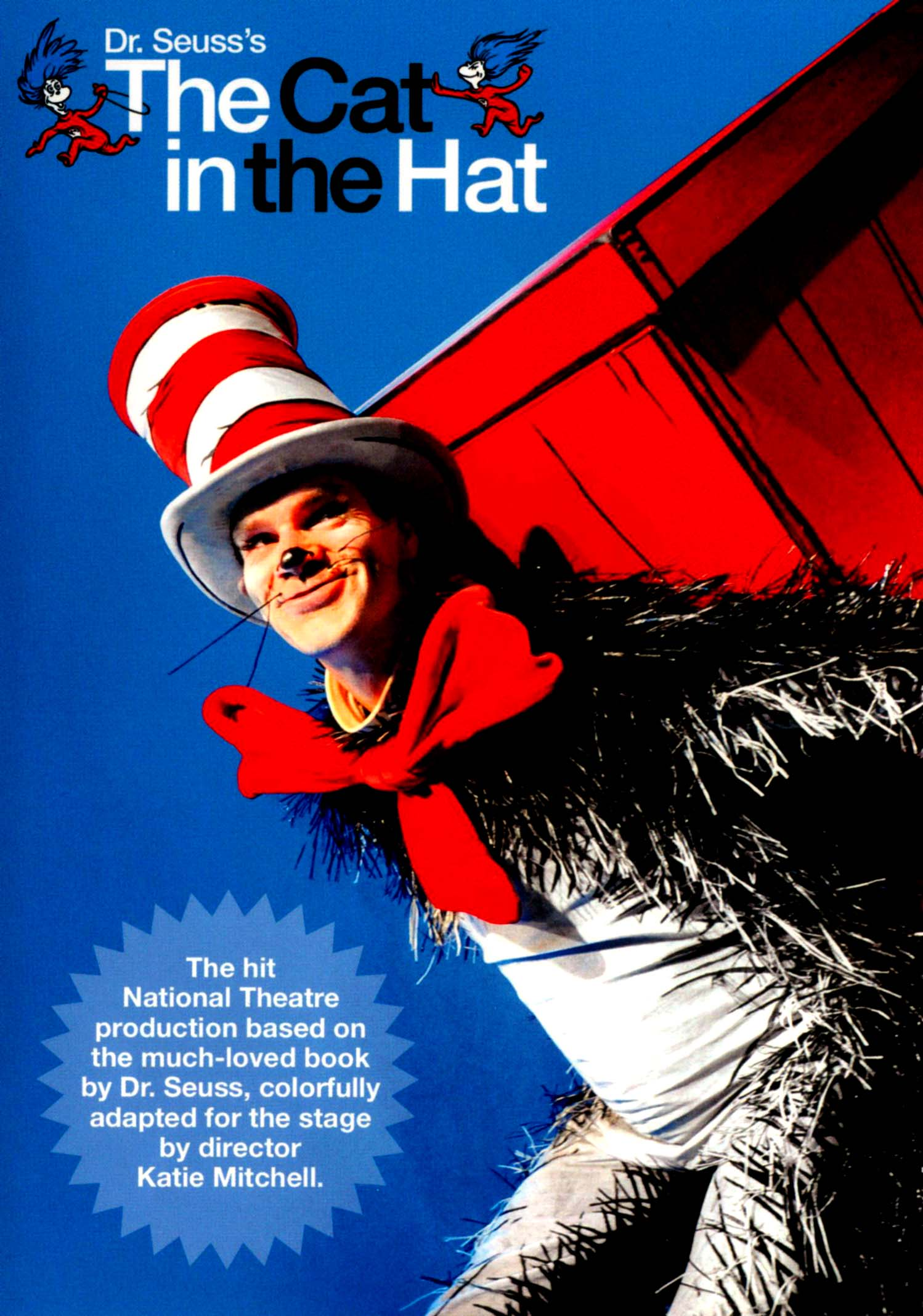 Cat In The Hat Reviews National Theatre