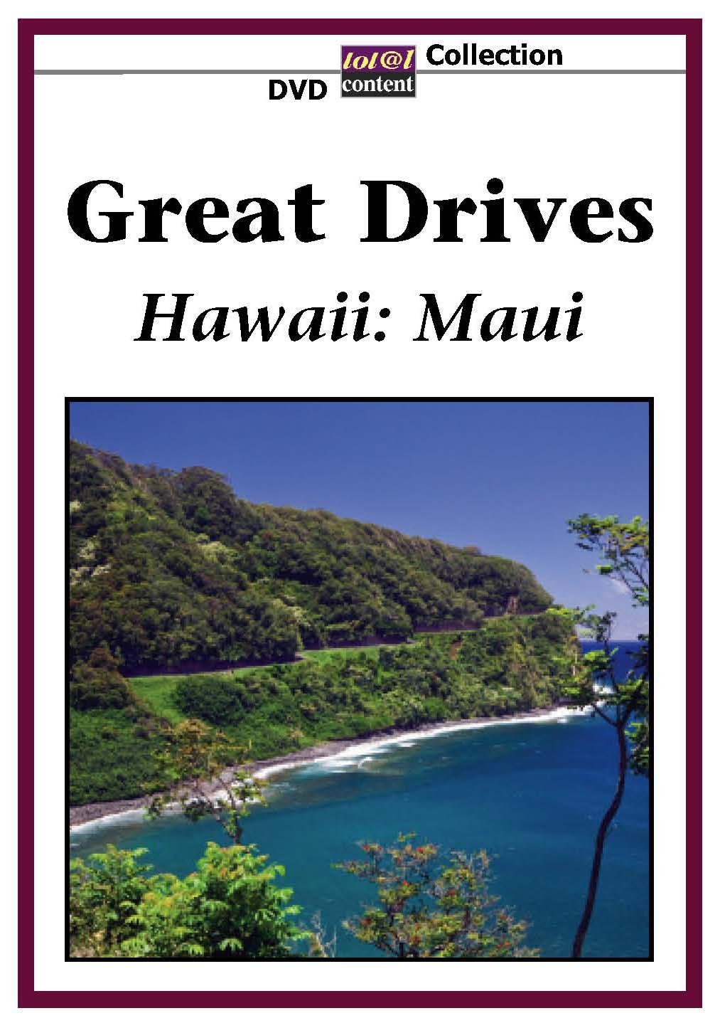 Great Drives: Hawaii - Maui