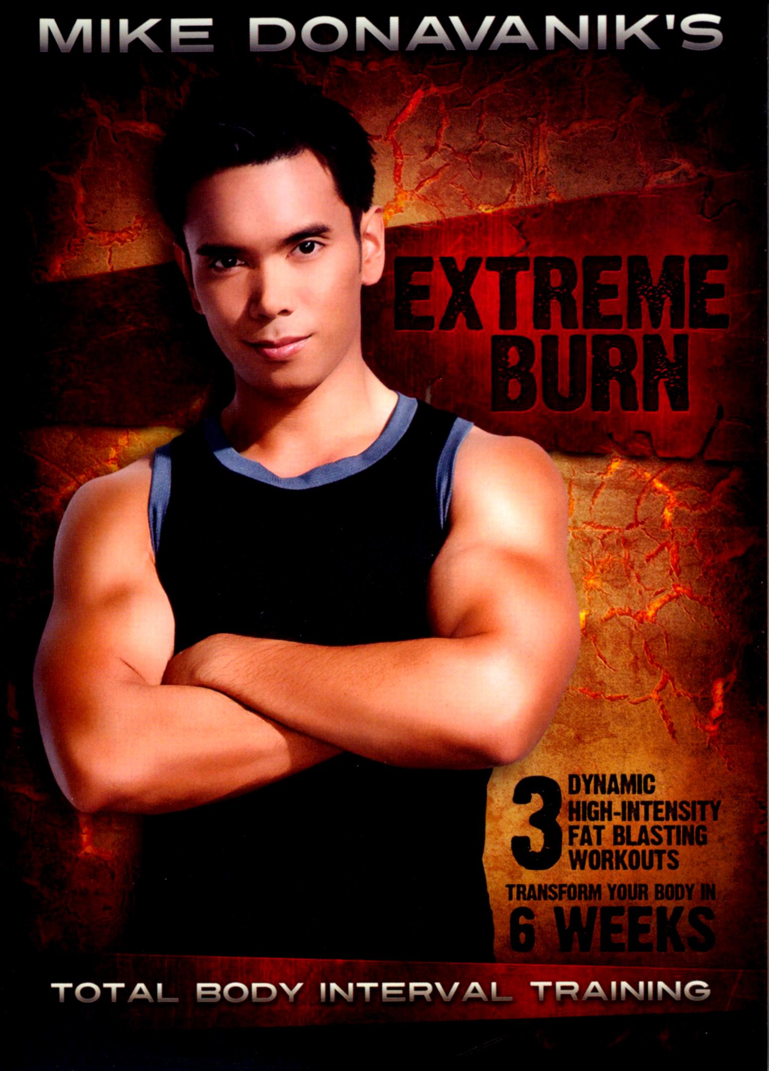 Mike Donavanik's Extreme Burn: Total Body Interval Training