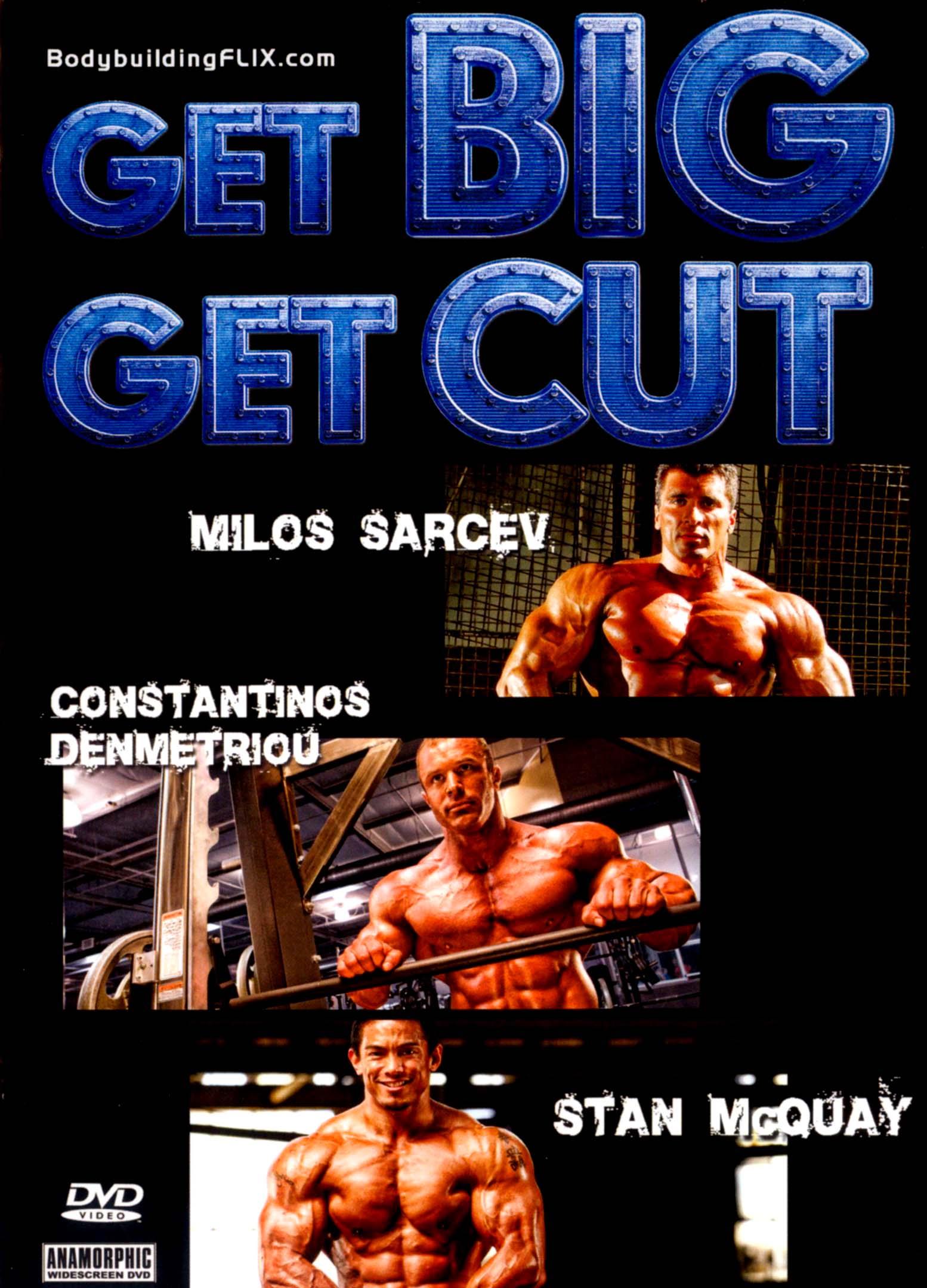 Get Big, Get Cut