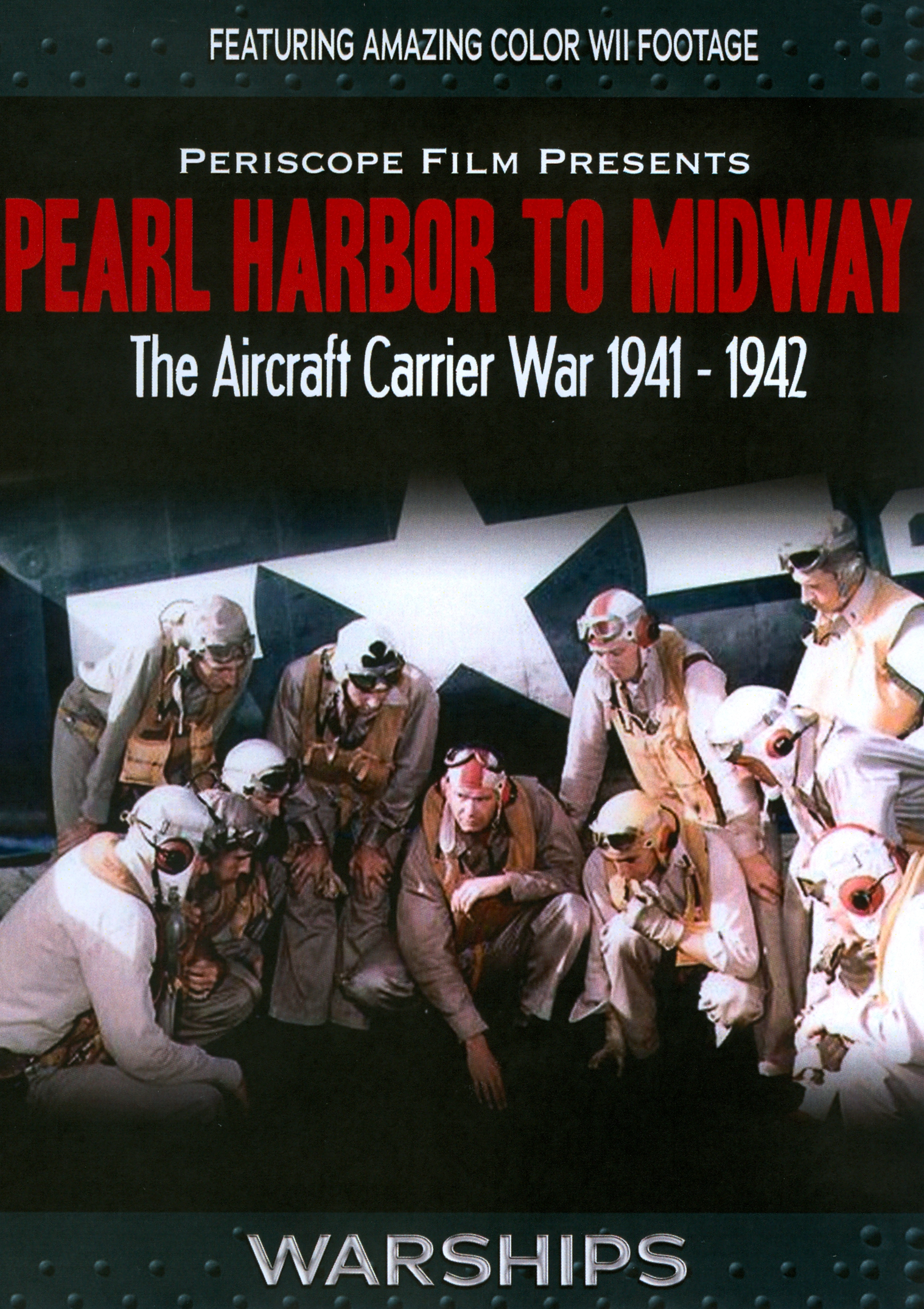 Pearl Harbor to Midway: The Aircraft Carrier War 1941-1942