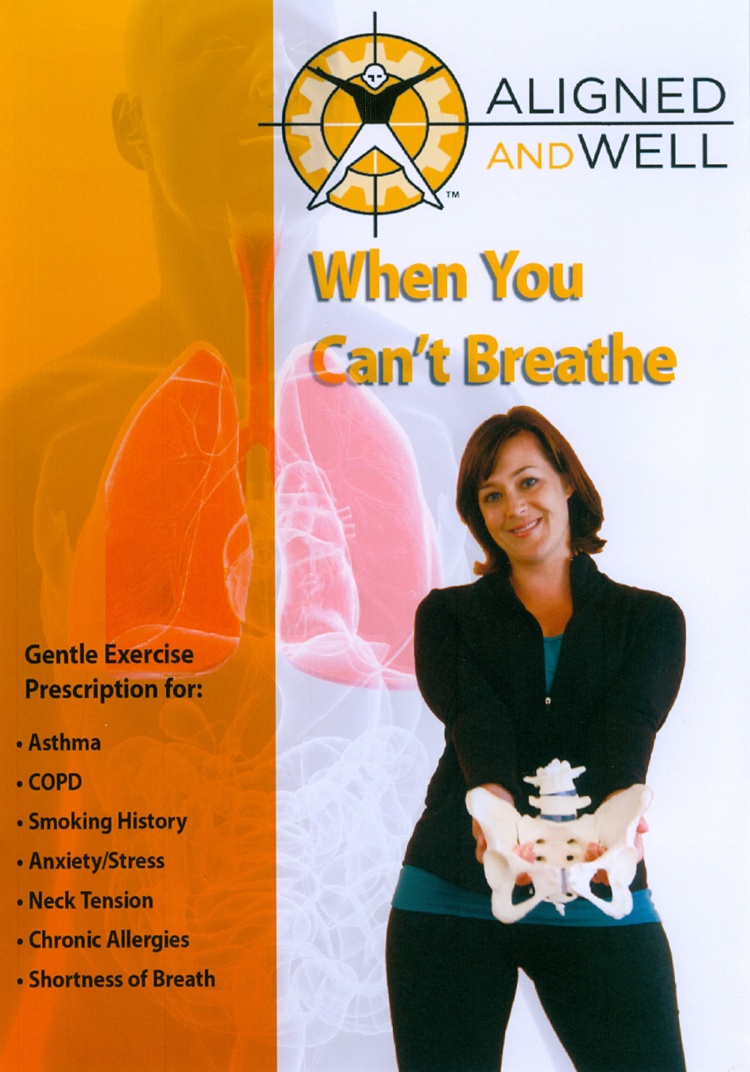 Aligned and Well: When You Can't Breathe