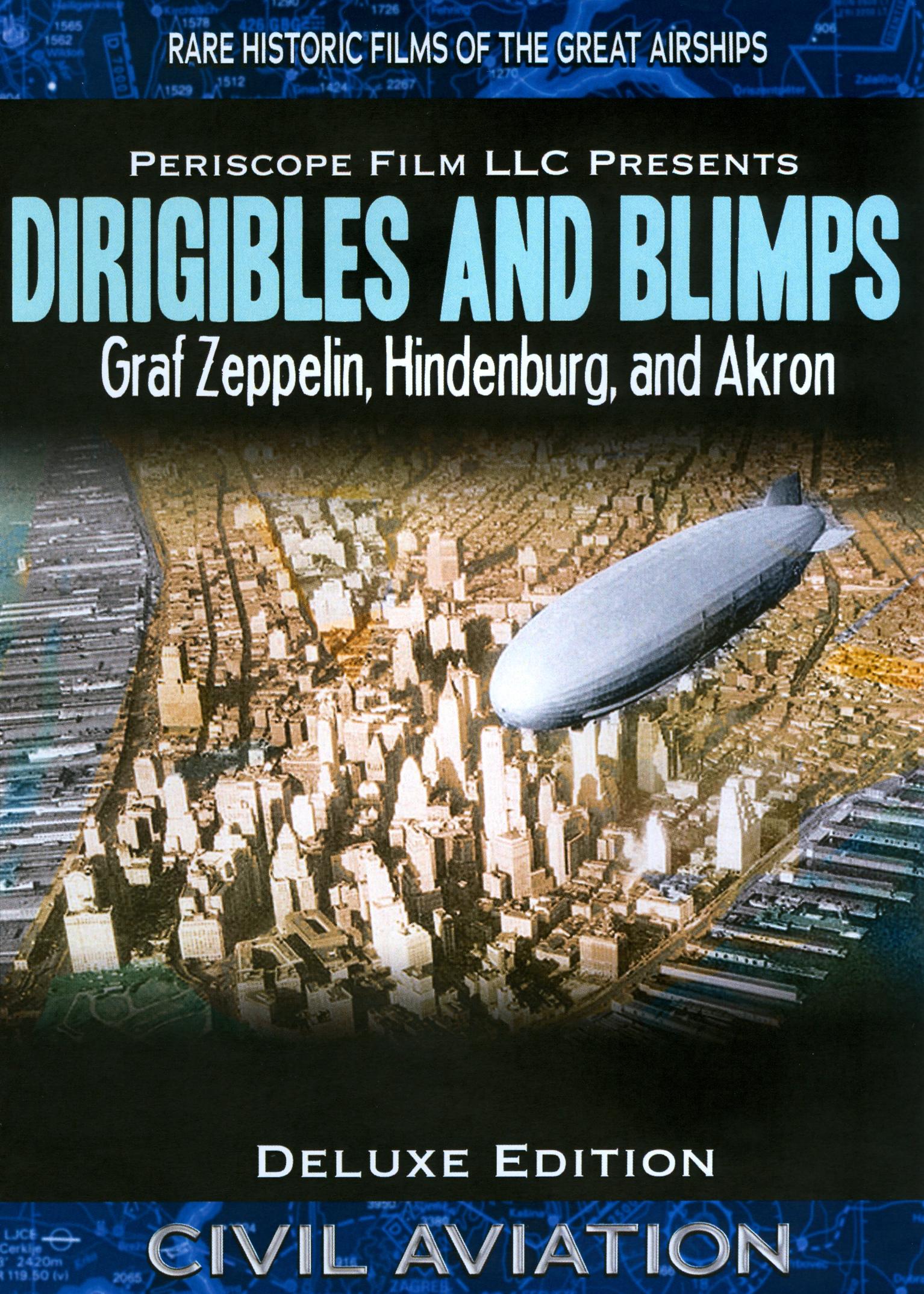 Dirigibles and Blimps
