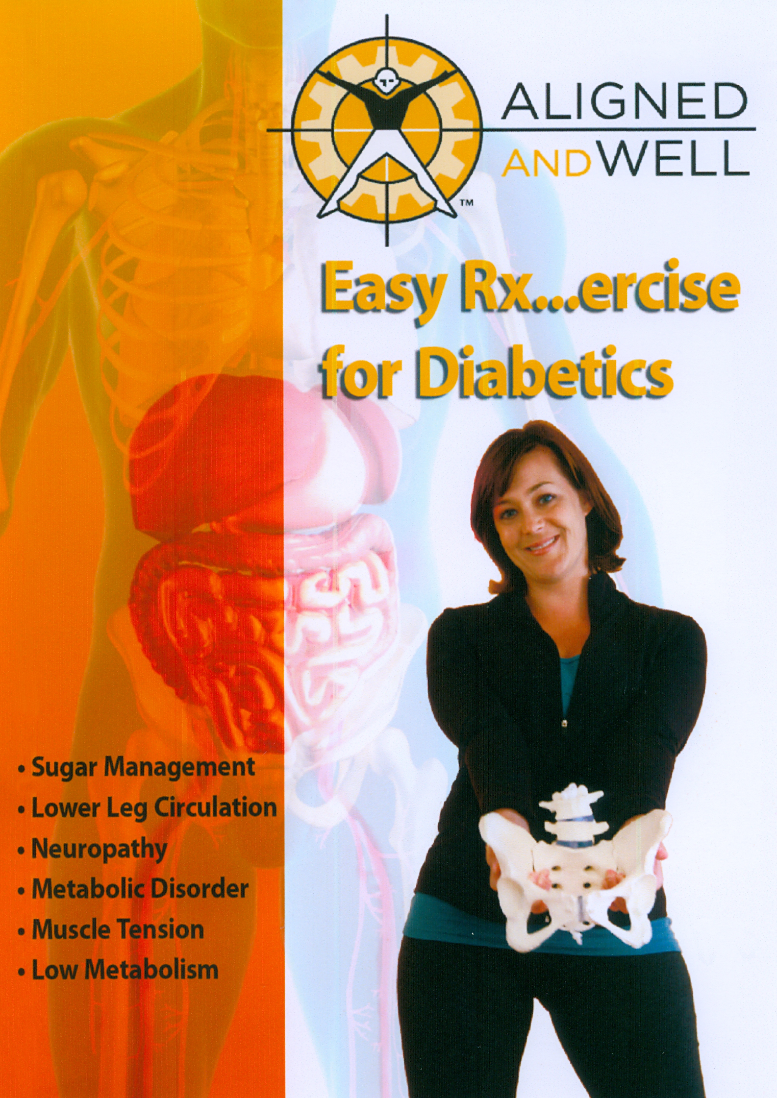 Aligned and Well: Easy Rx...ercise for Diabetics