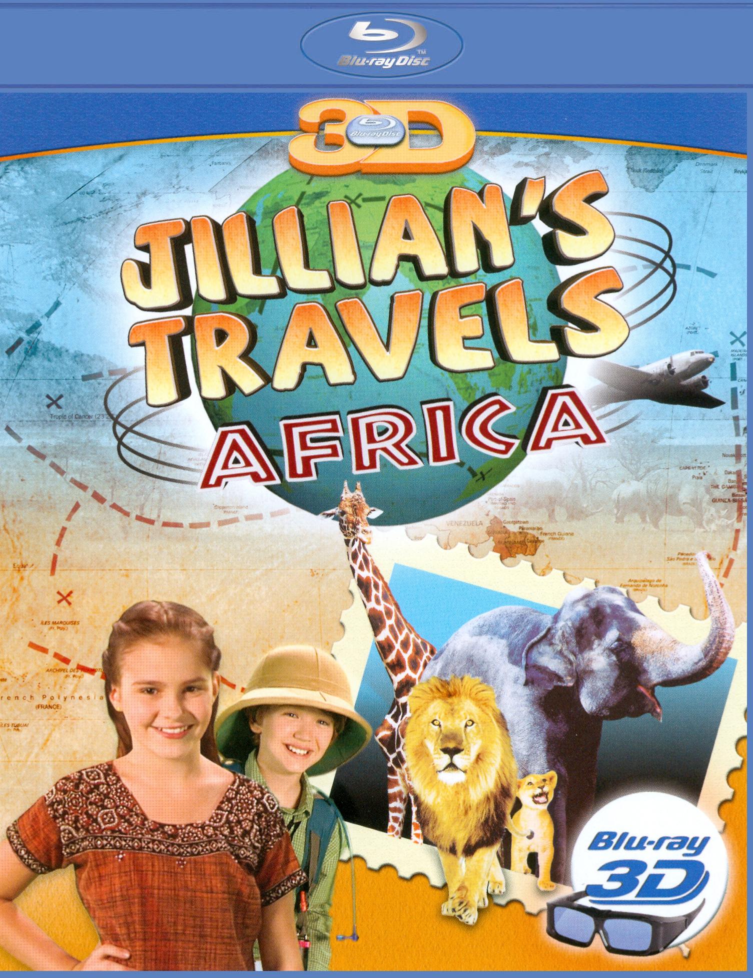 Jillian's Travels: Africa in 3D