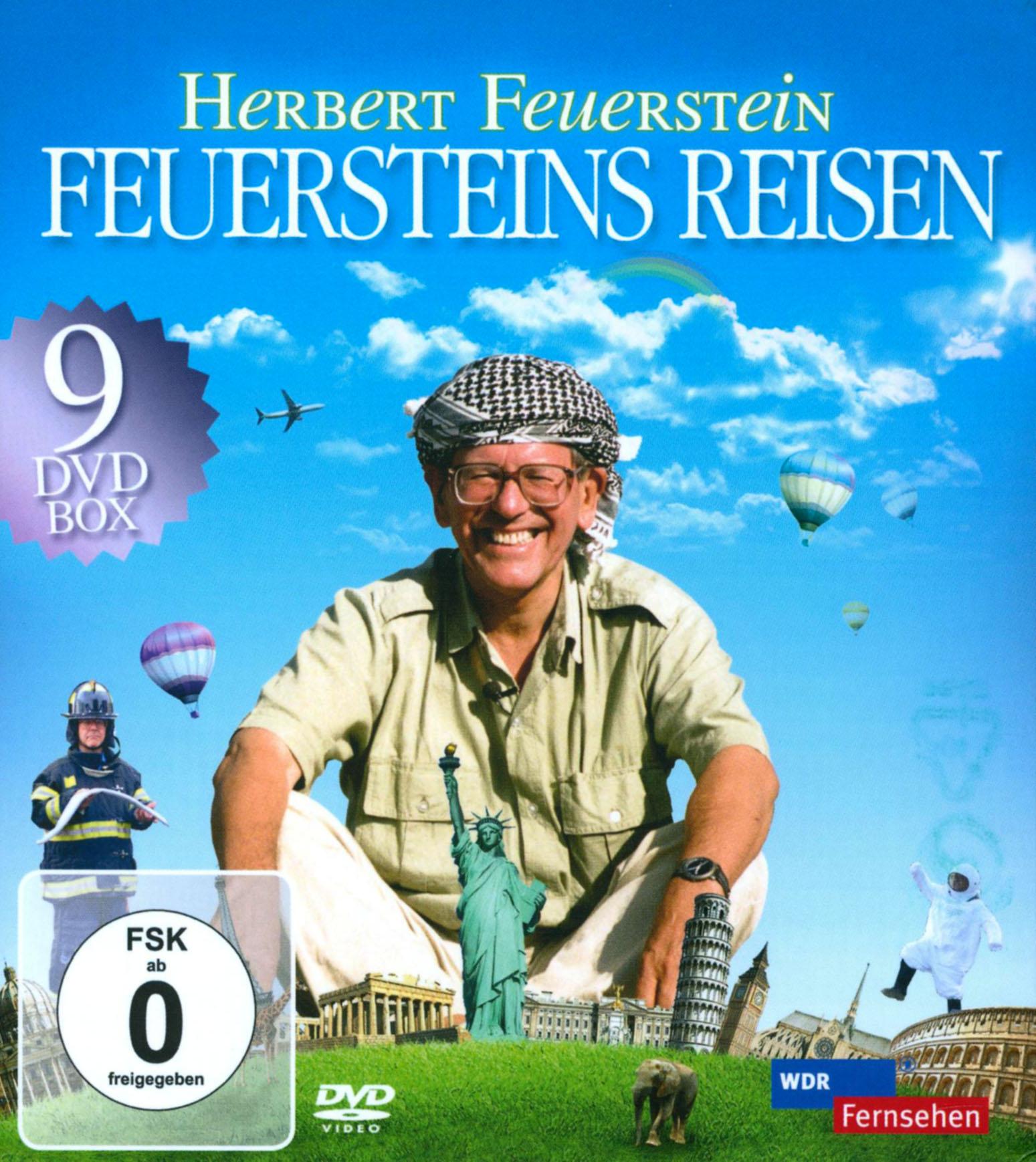 Herbert Feuerstein: Feuersteins Reisen